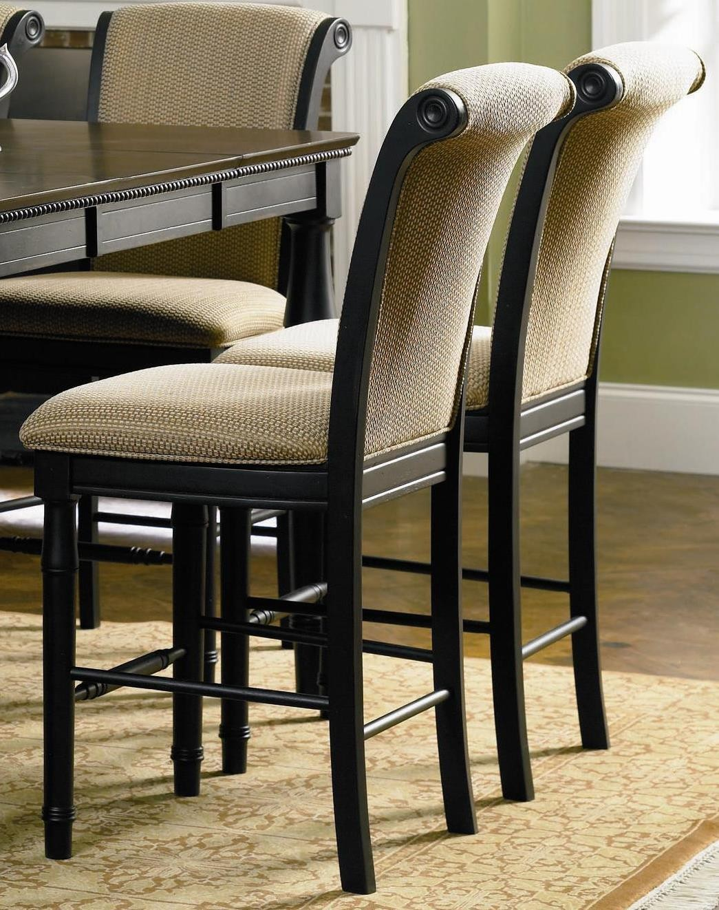 Amaretto Counter Height Dining Room Set - 101828 from Coaster ...
