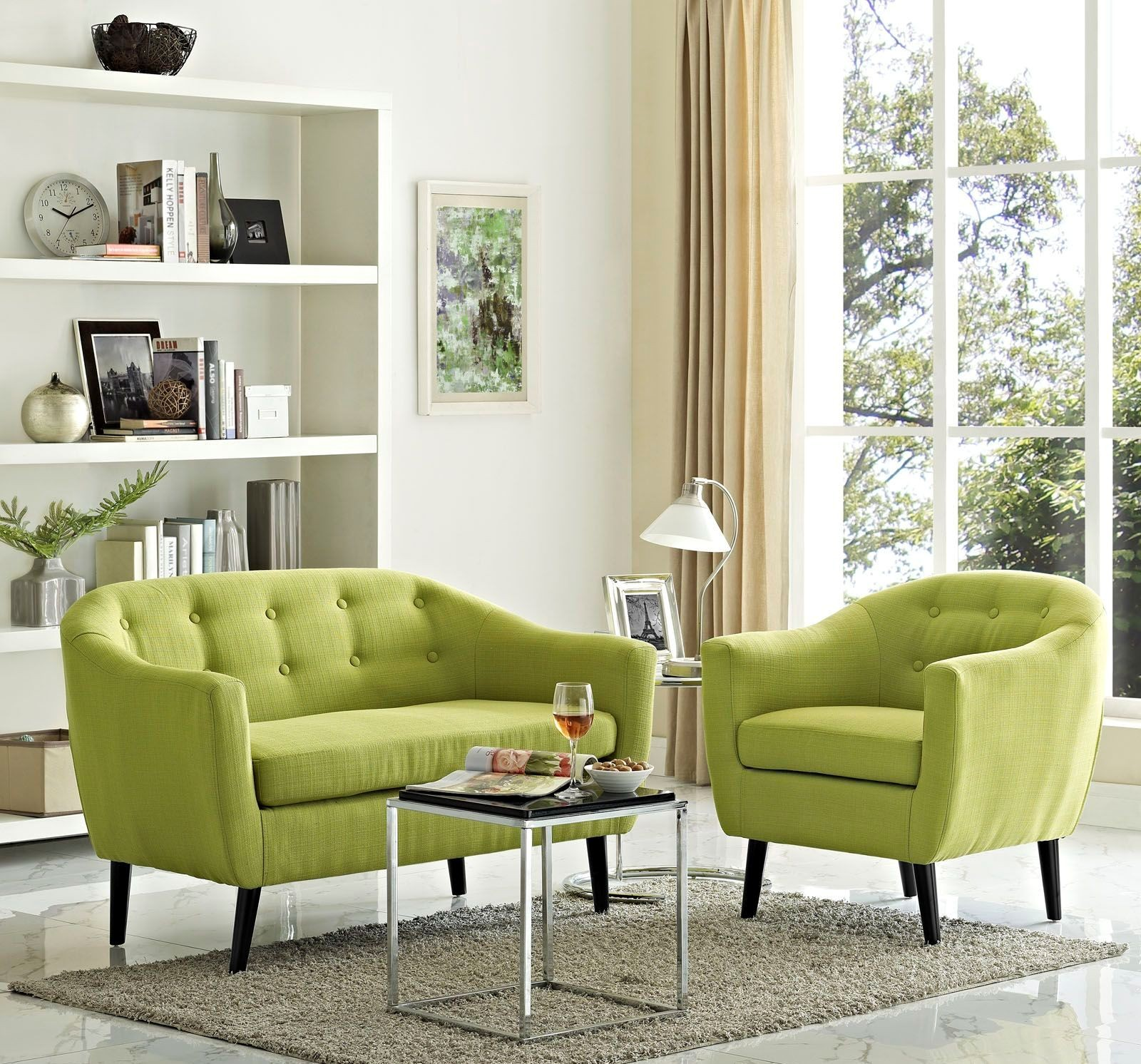 Wit wheat 2 piece living room set from renegade coleman for 6 piece living room furniture sets