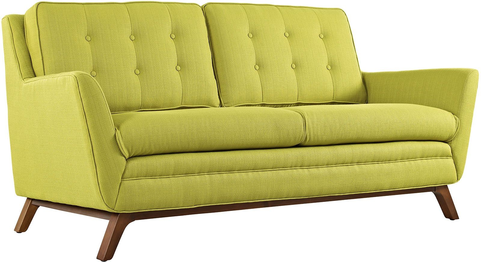 Beguile Wheatgrass Upholstered Loveseat From Renegade Coleman Furniture