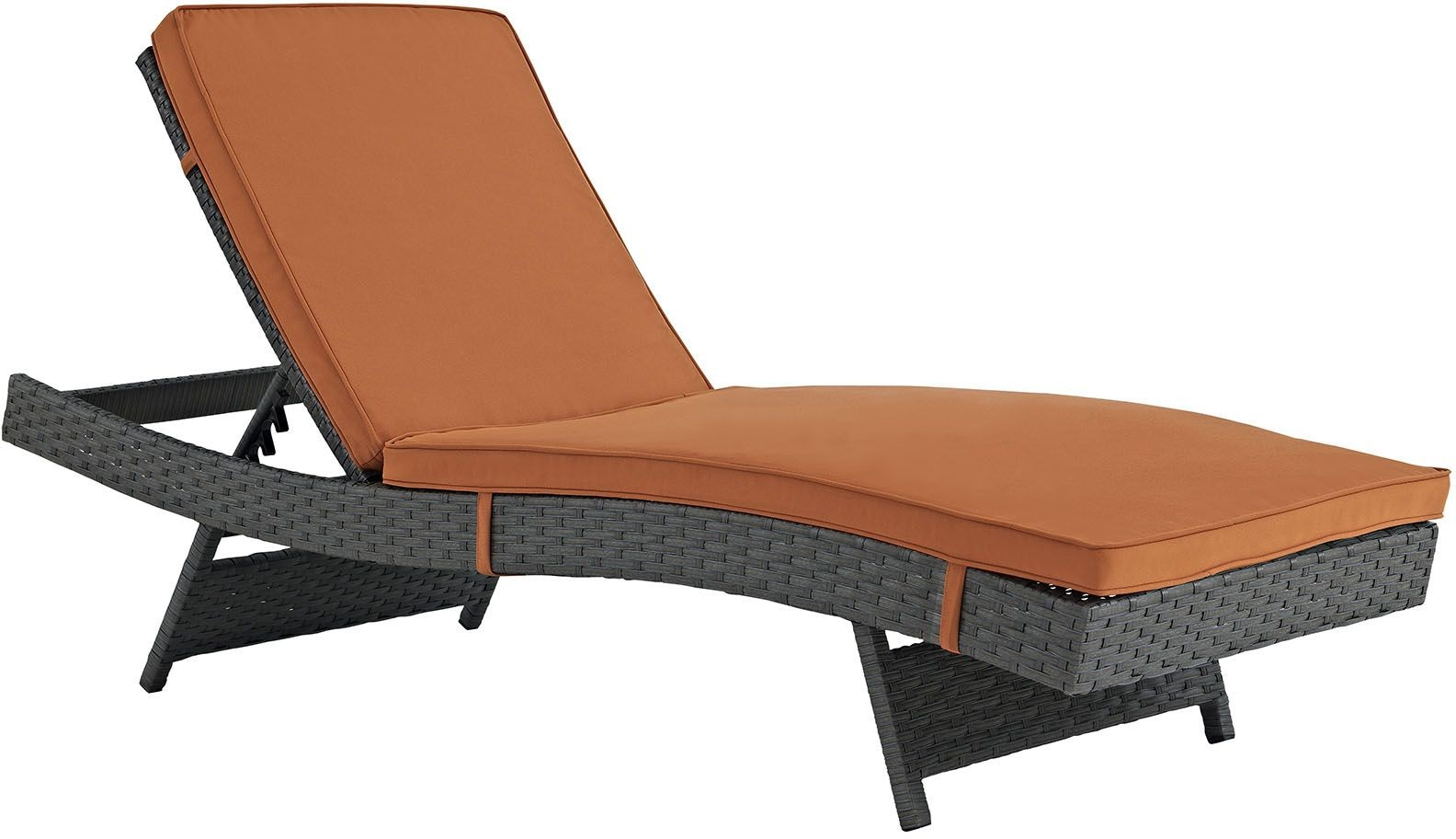 Sojourn Canvas Tuscan Outdoor Patio Sunbrella Chaise From