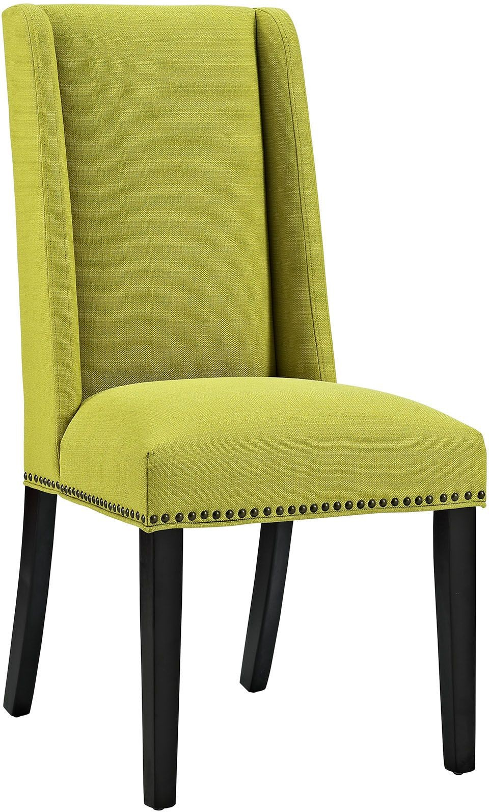 Baron Wheatgrass Upholstered Dining Chair From Renegade