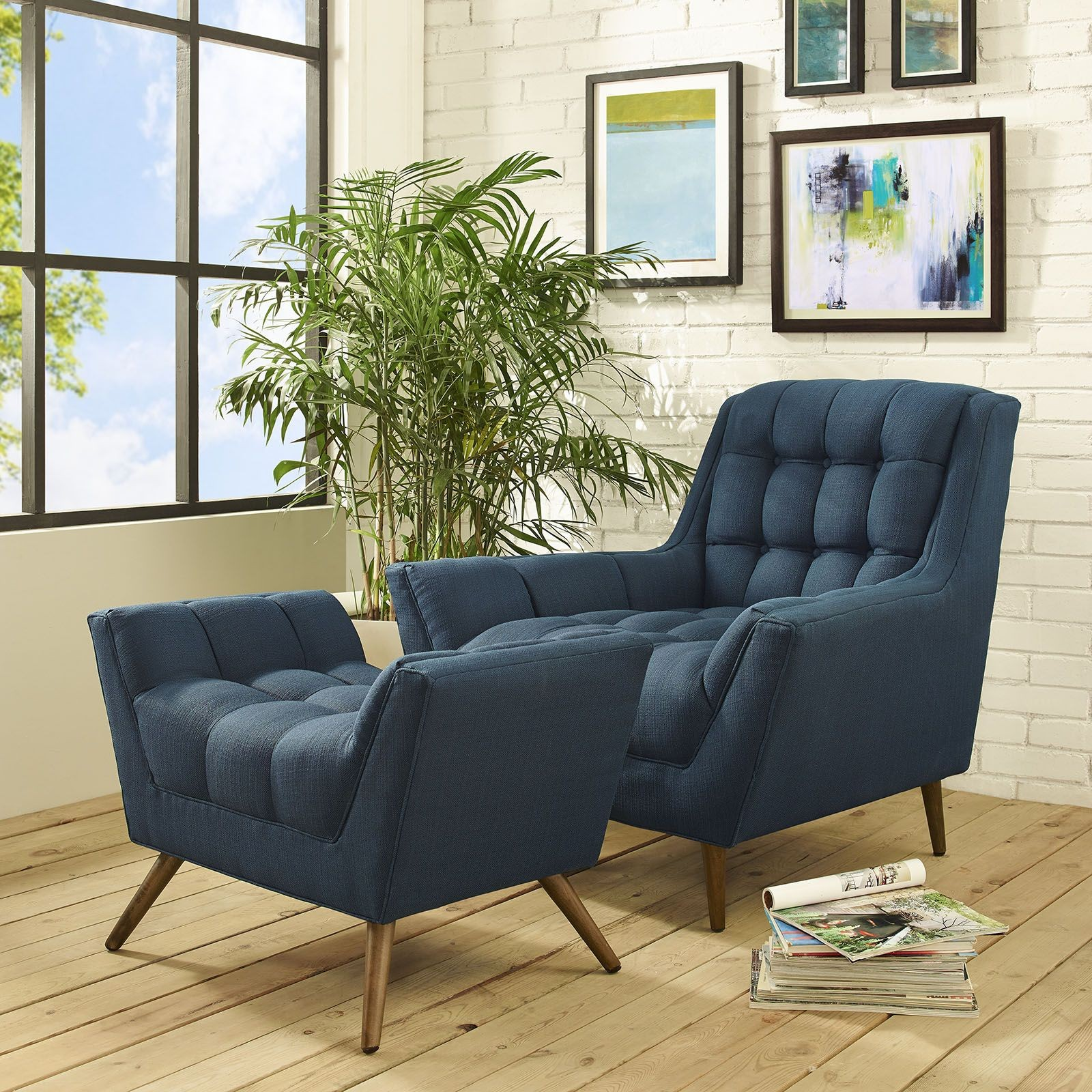 Response azure 2 piece living room set from renegade for 9 piece living room set