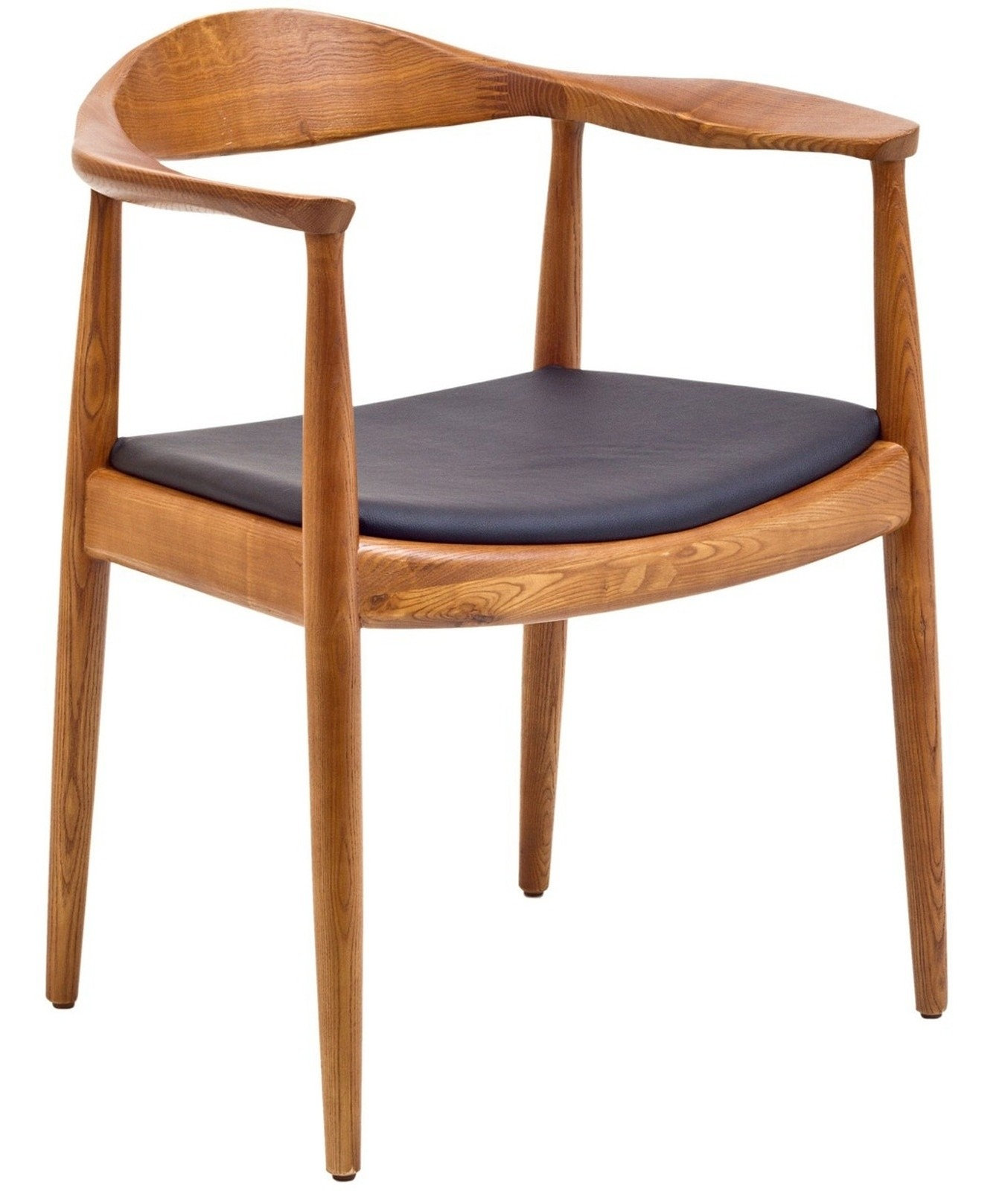 Hans wegner style presidential election round chair from renegade eei 649 coleman furniture - Hans wegner style chair ...