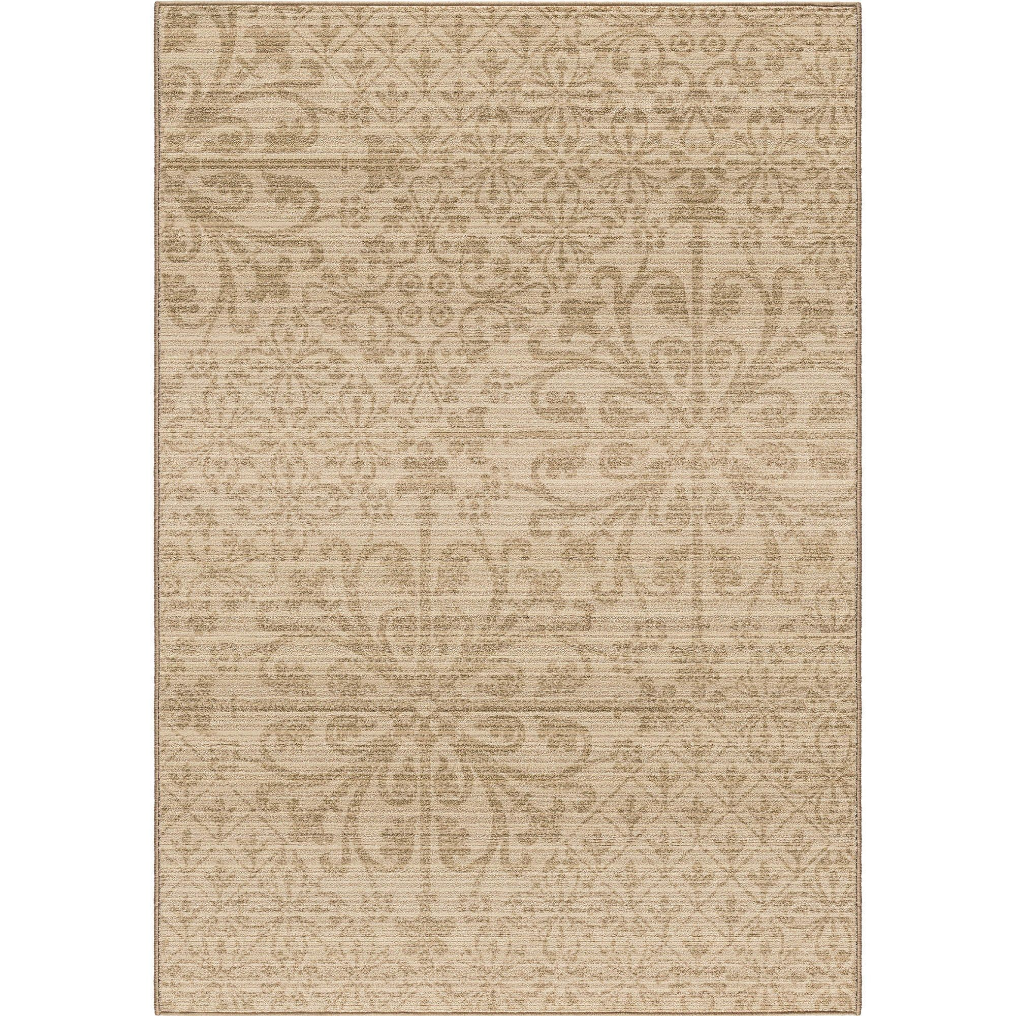 Messina White Medium Rug From Orian 2718 5x8 Coleman