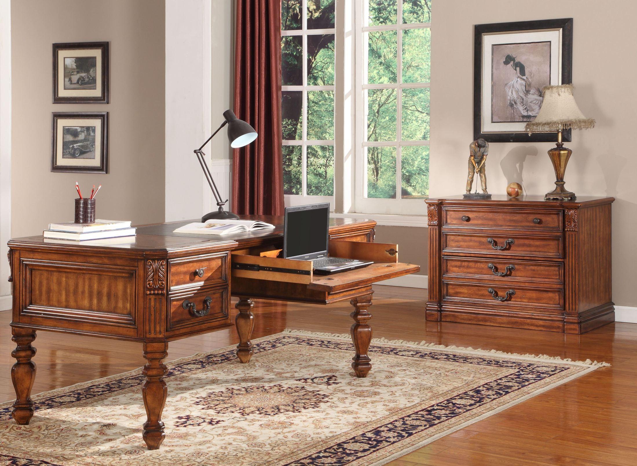 Grand Manor Granada Writing Desk From Renegade Coleman Furniture