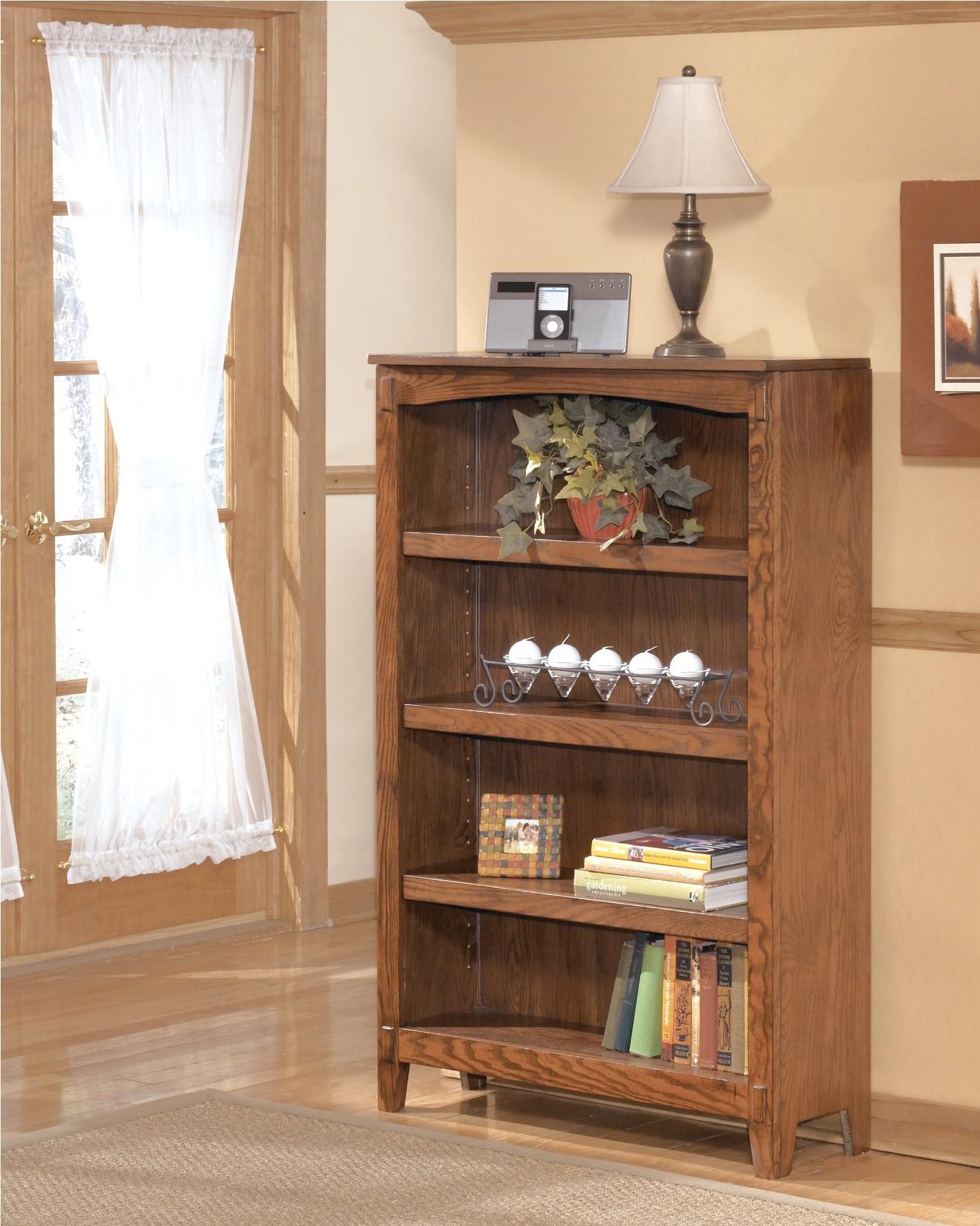 Cross Island Medium Bookcase From Ashley (H319-16