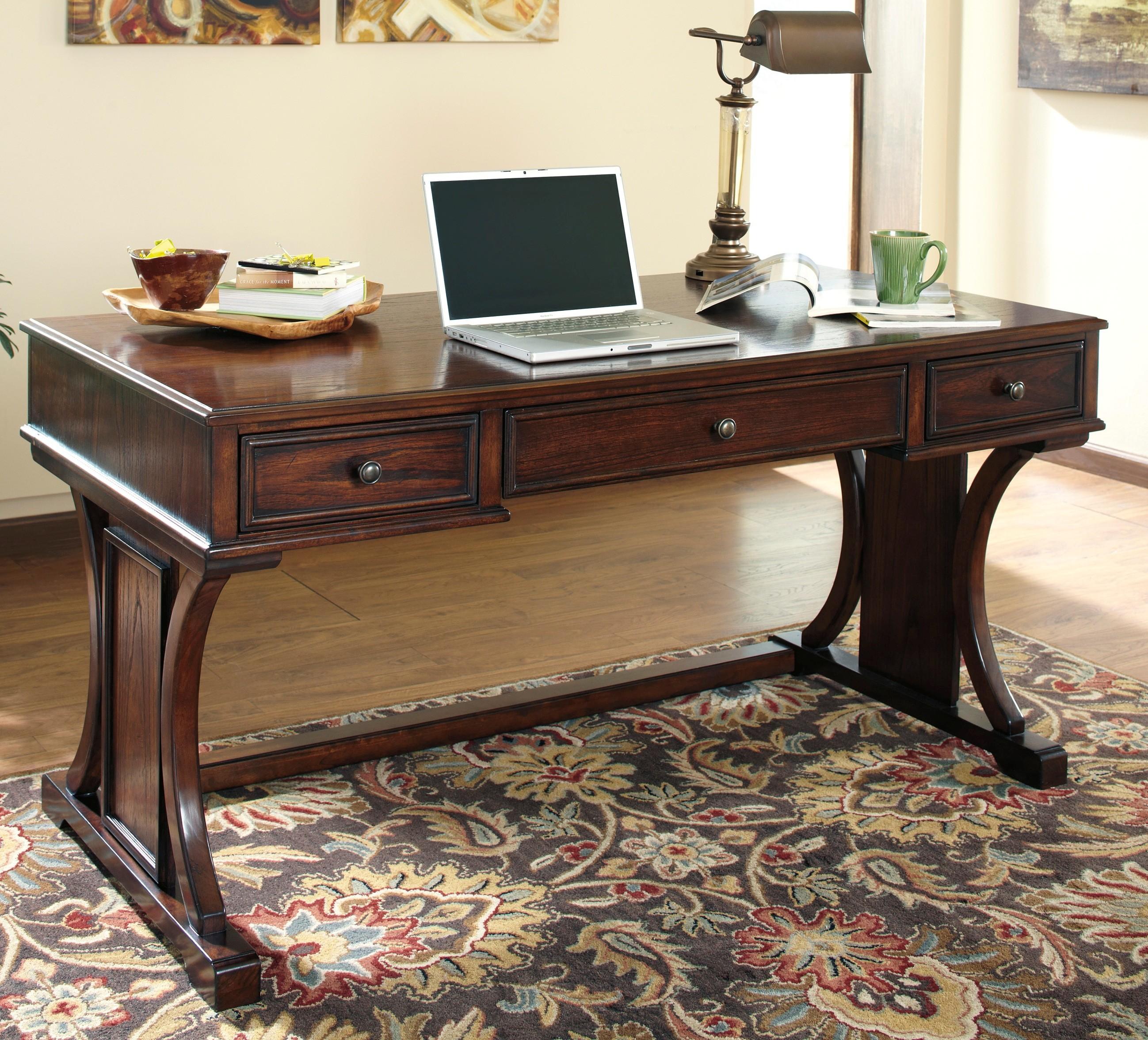 Devrik Home Office Desk From Ashley (H619-27)