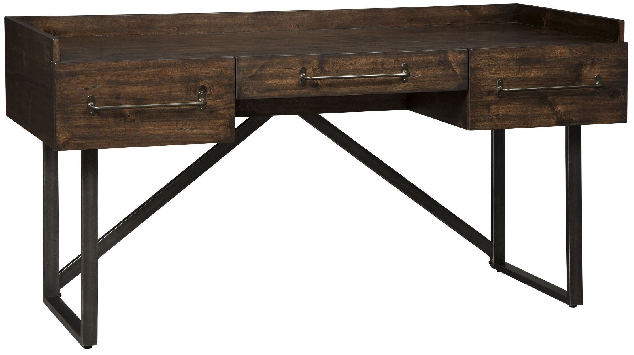 Starmore Brown Home Office Desk From Ashley Coleman