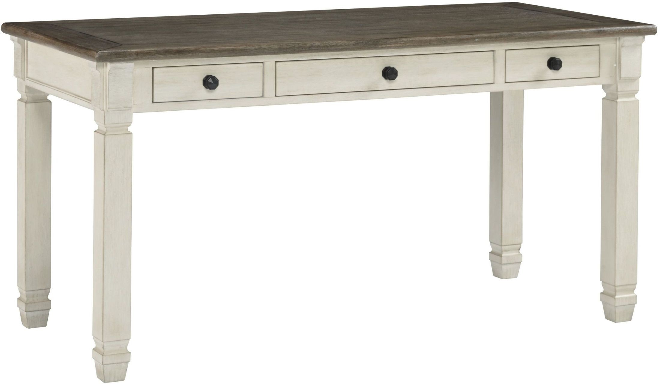 Bolanburg Two-tone Home Office Desk from Ashley   Coleman Furniture
