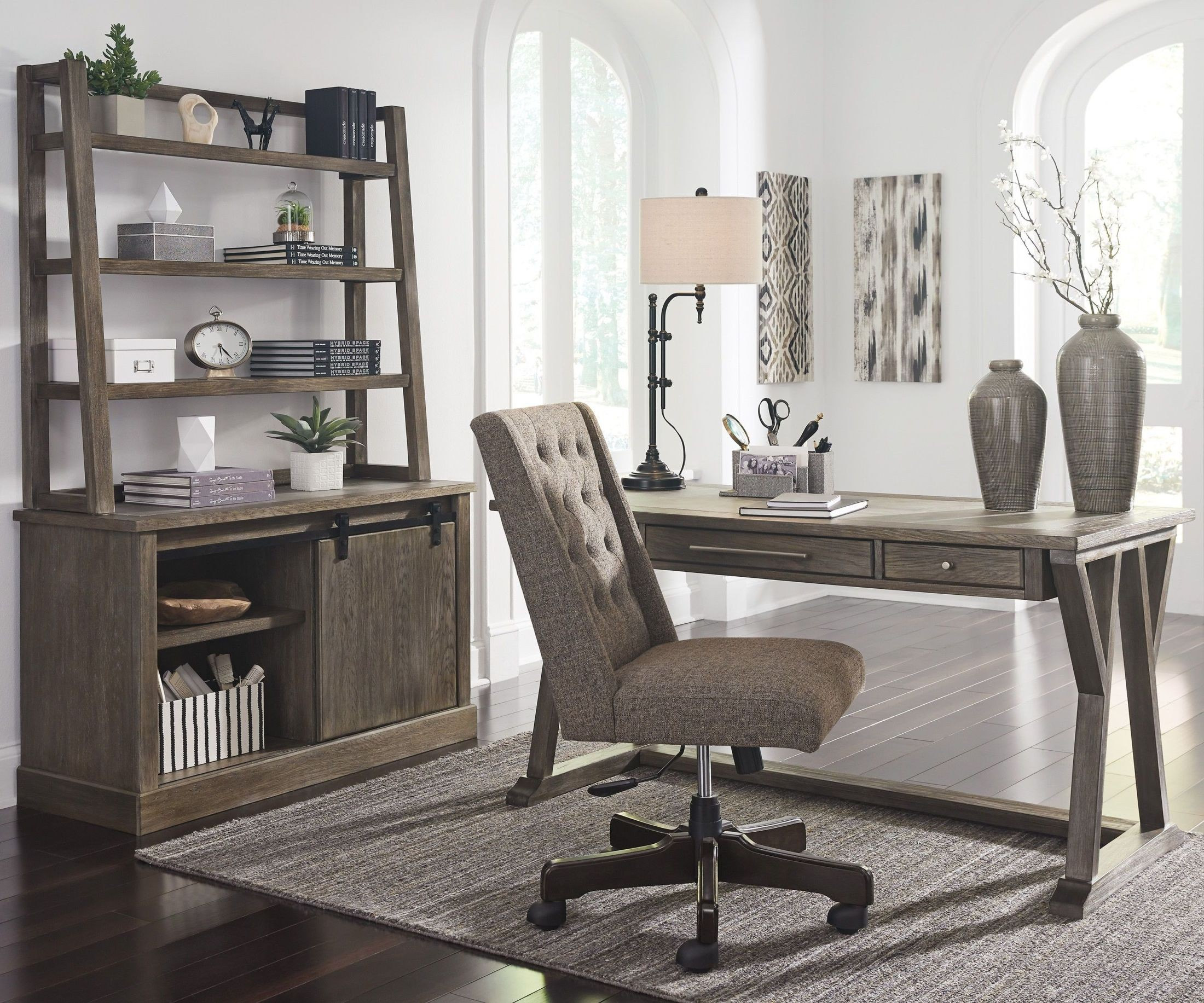 furniture modular hutch ashley number products cross imr item desks and wall country s desk olinde aspenhome