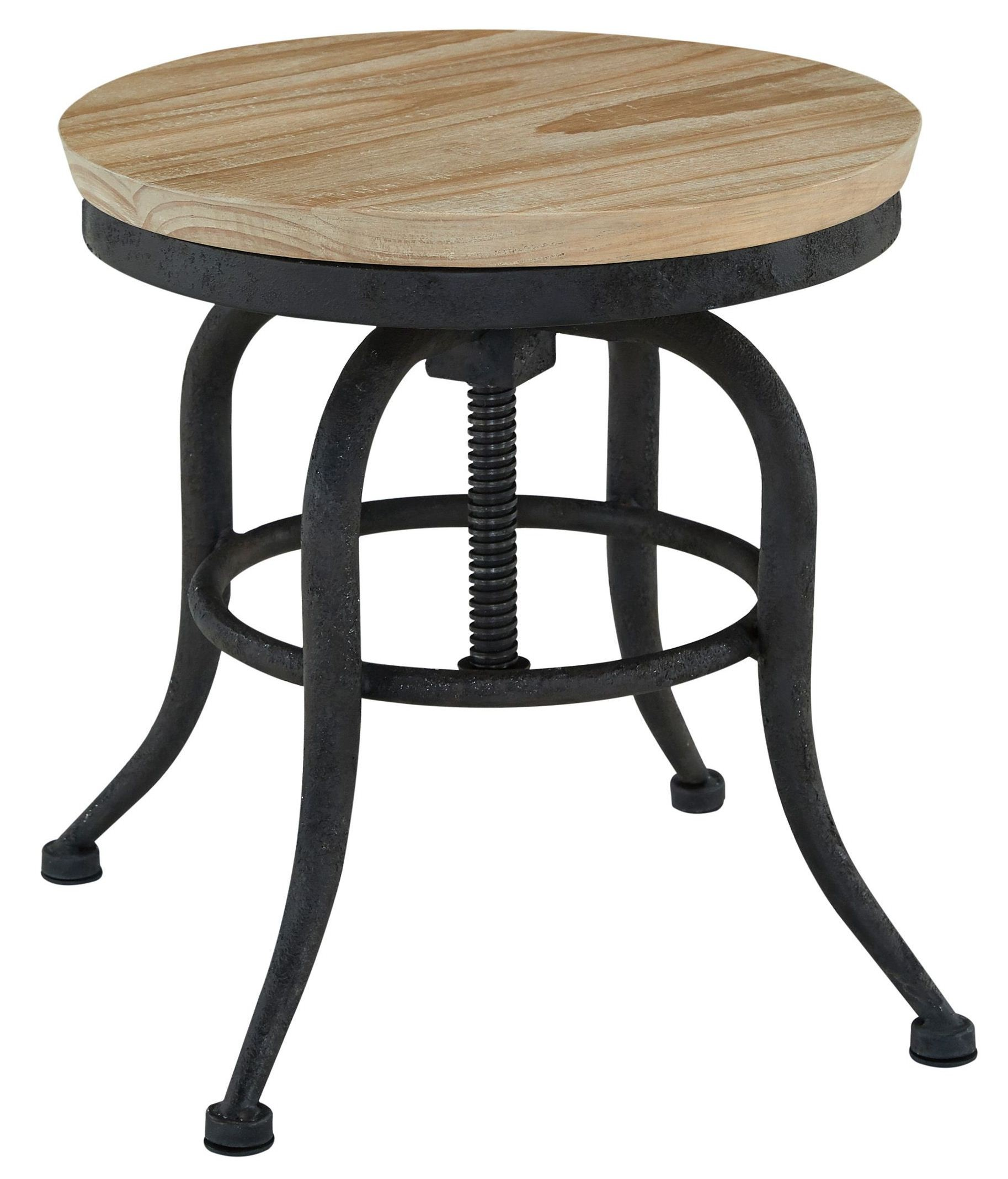 Shennifin Light Brown Stool from Ashley (H862-01 ...