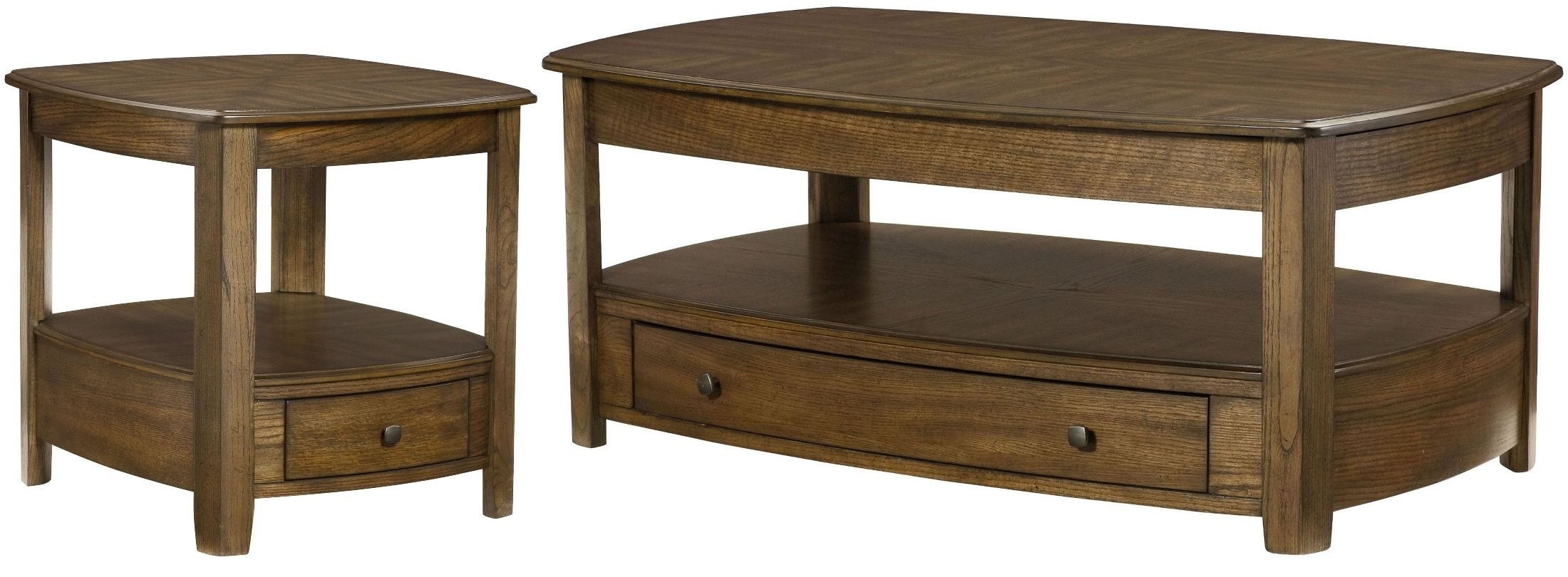 Primo Rectangular Occasional Table Set From Hammary 446