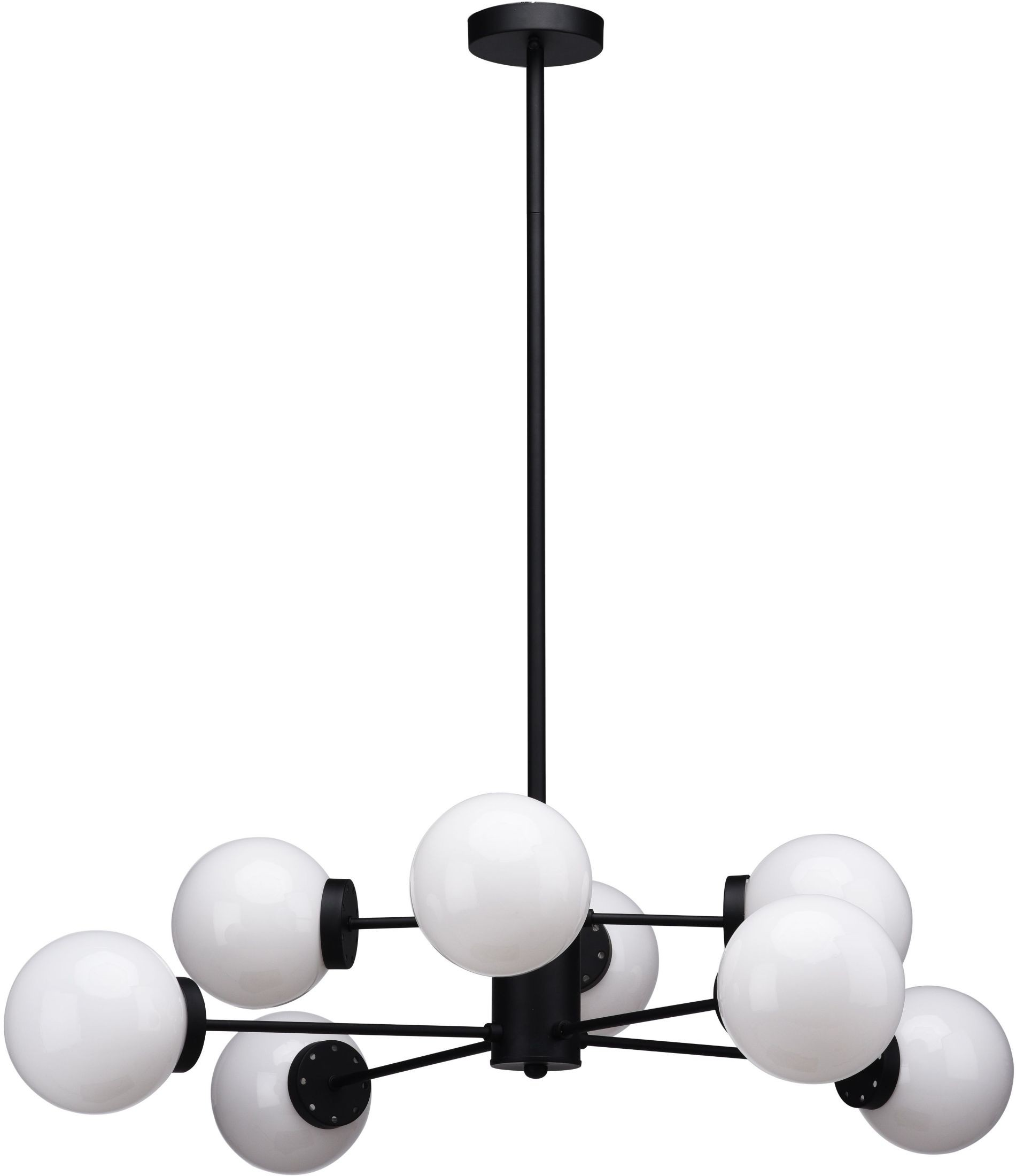 and p cache wide en modern lamp dixon black tom beat light pendant
