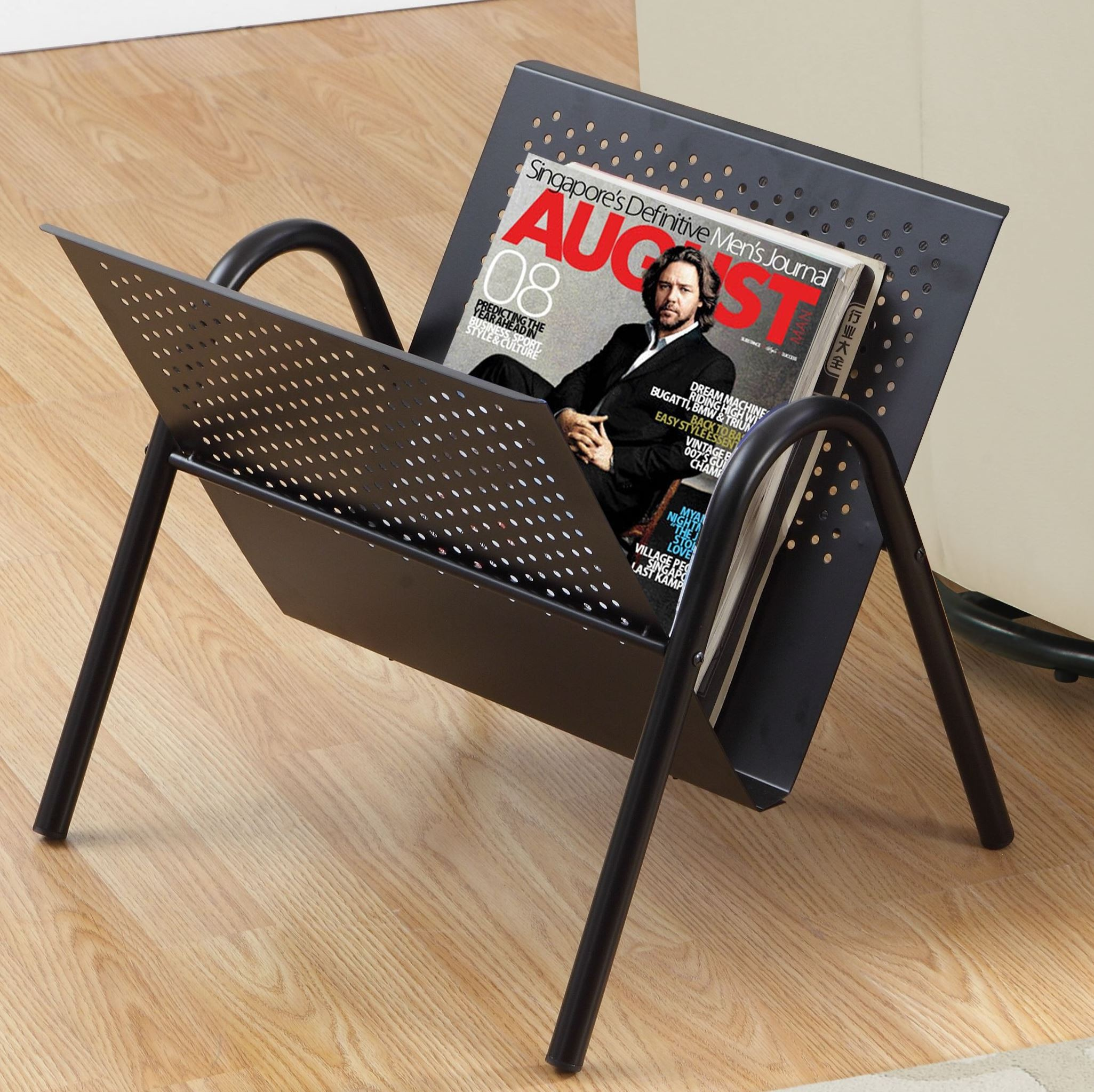 Find magazine holder metal from a vast selection of Home Magazine Racks. Get great deals on eBay!