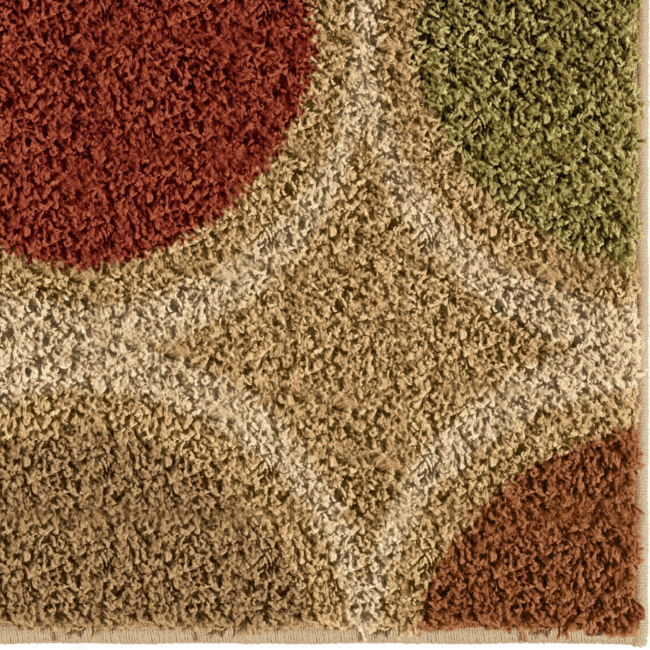 Loop Multi Large Rug From Orian 3701 8x11 Coleman