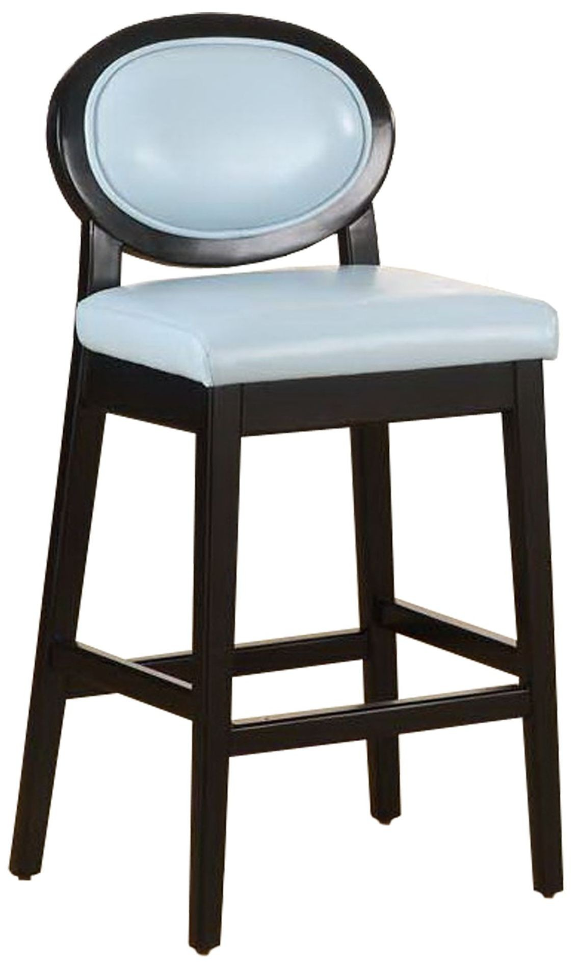 Martini 30 Quot Sky Blue Stationary Barstool Lc7015basb30