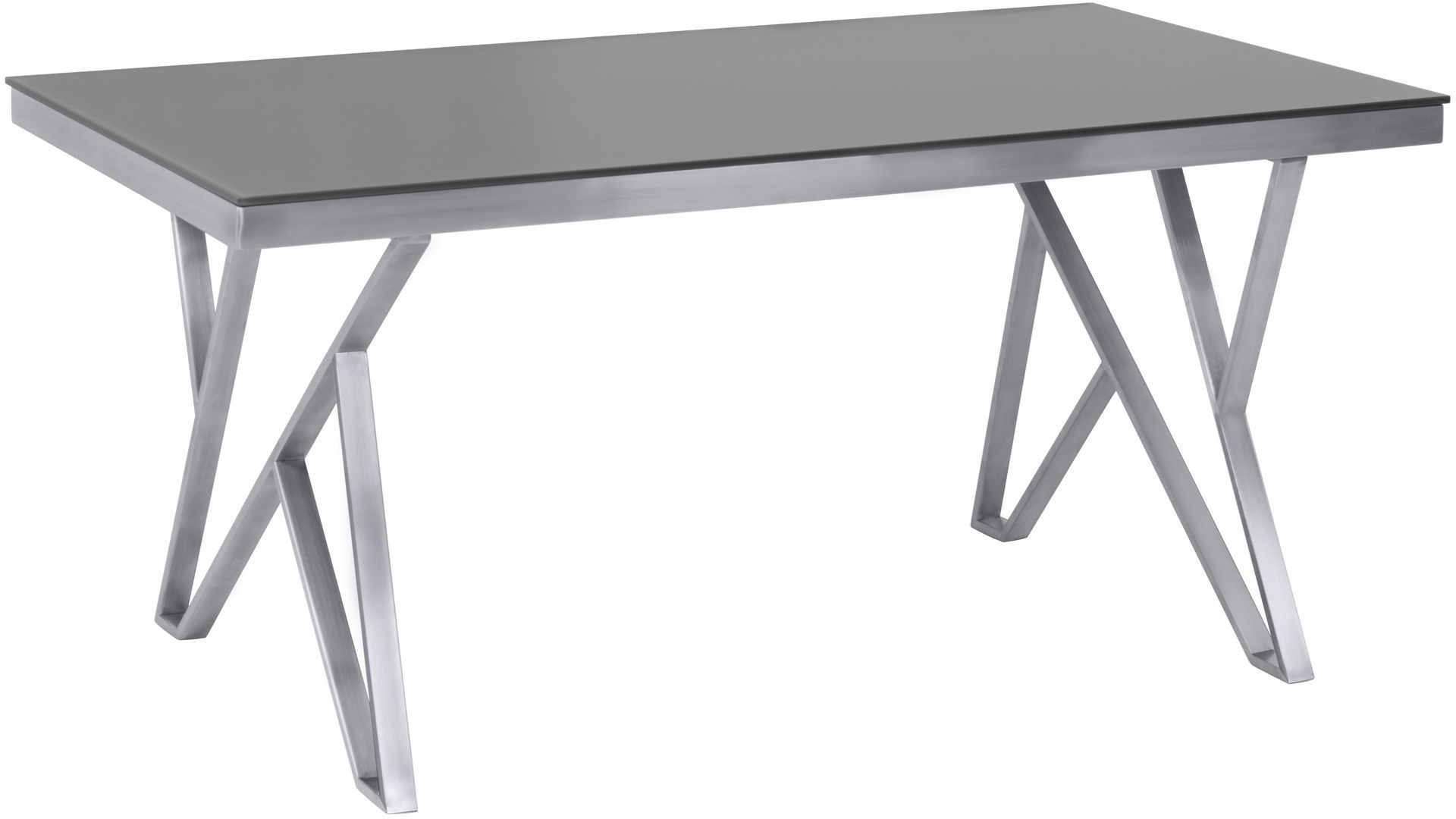 Mirage Gray Tempered Glass Top Dining Table from Armen  : lcmrditogg from colemanfurniture.com size 1920 x 1080 jpeg 97kB