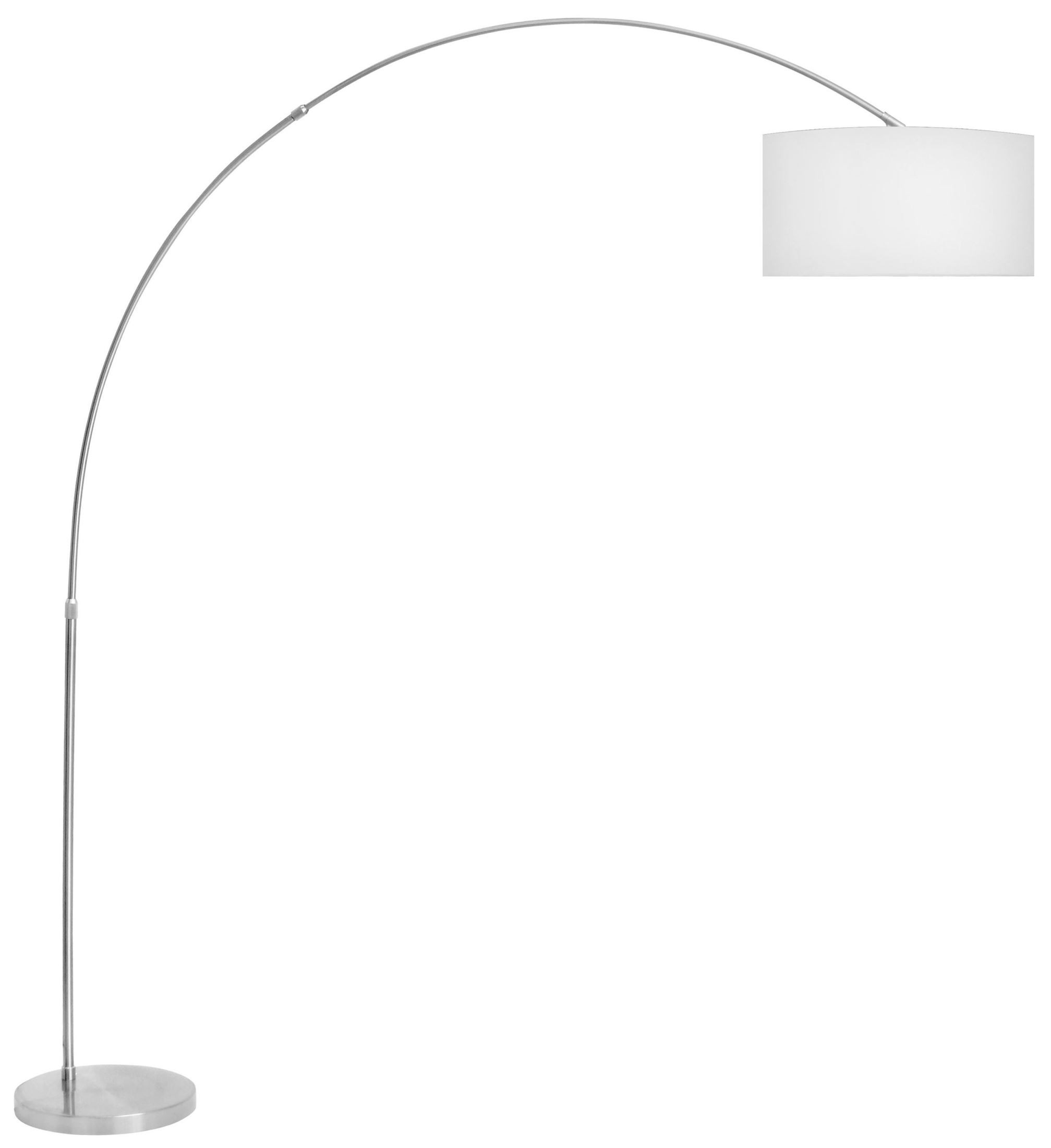 Salon white floor lamp from lumisource ls l salflr w for Lumisource salon floor lamp in white