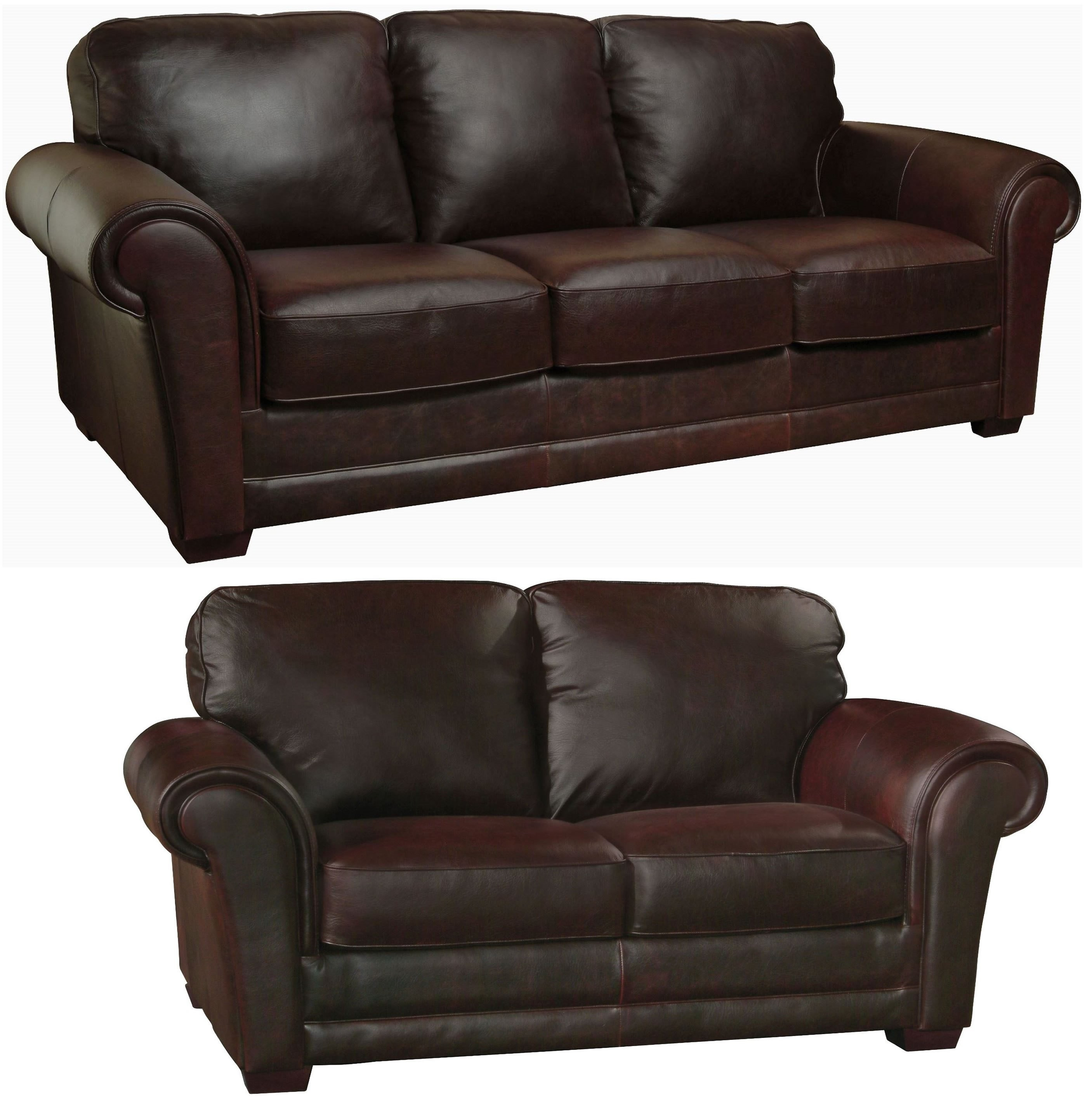 italian leather living room furniture. Mark Italian Leather Living Room Collectoin From Luke  834764 Set from Coleman