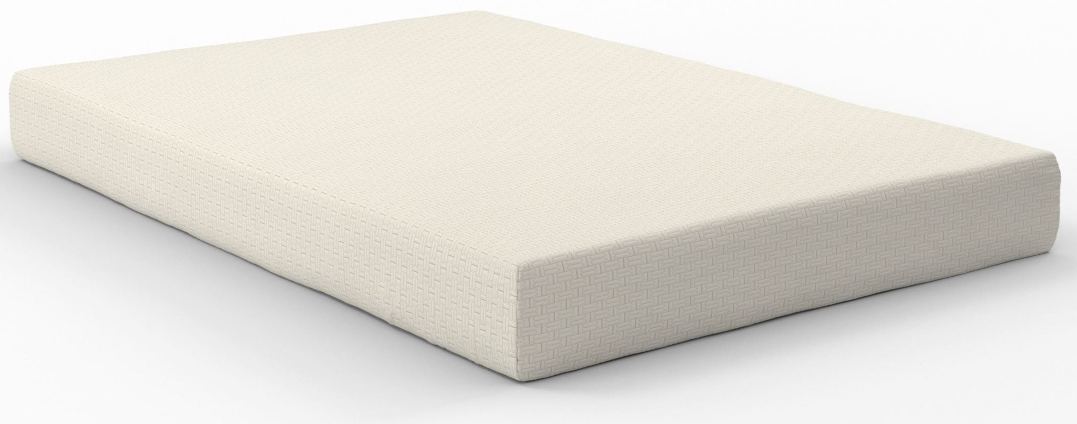 8 Inch Foam Mattress White Twin Mattress From Ashley Coleman Furniture