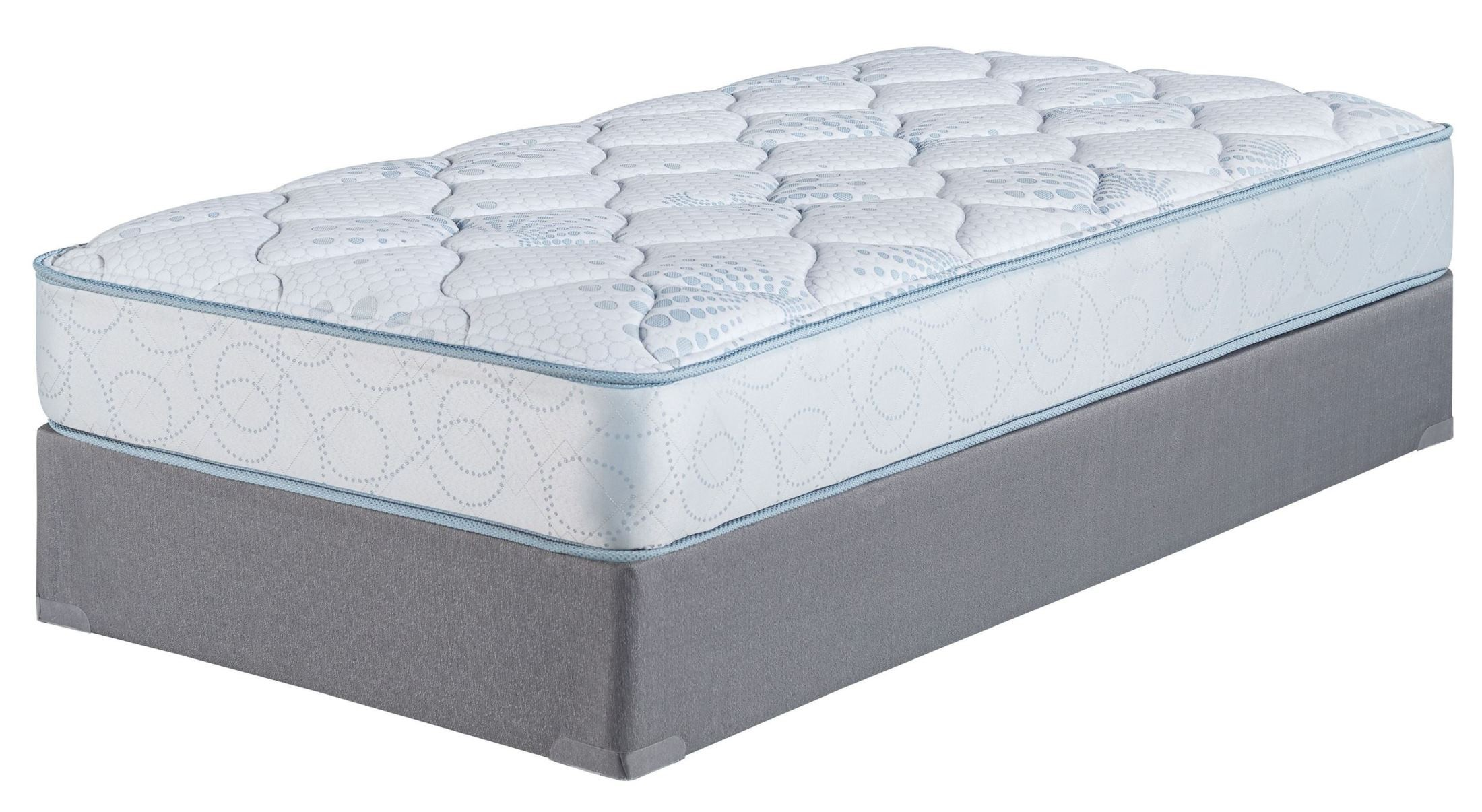 Kids Bedding Innerspring Twin Size Mattress From Ashley