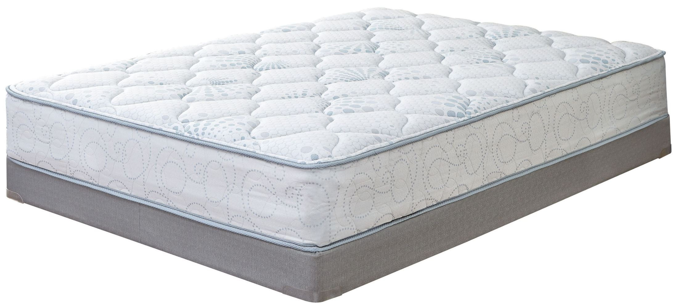 kids bedding innerspring full size mattress with foundation from ashley coleman furniture. Black Bedroom Furniture Sets. Home Design Ideas