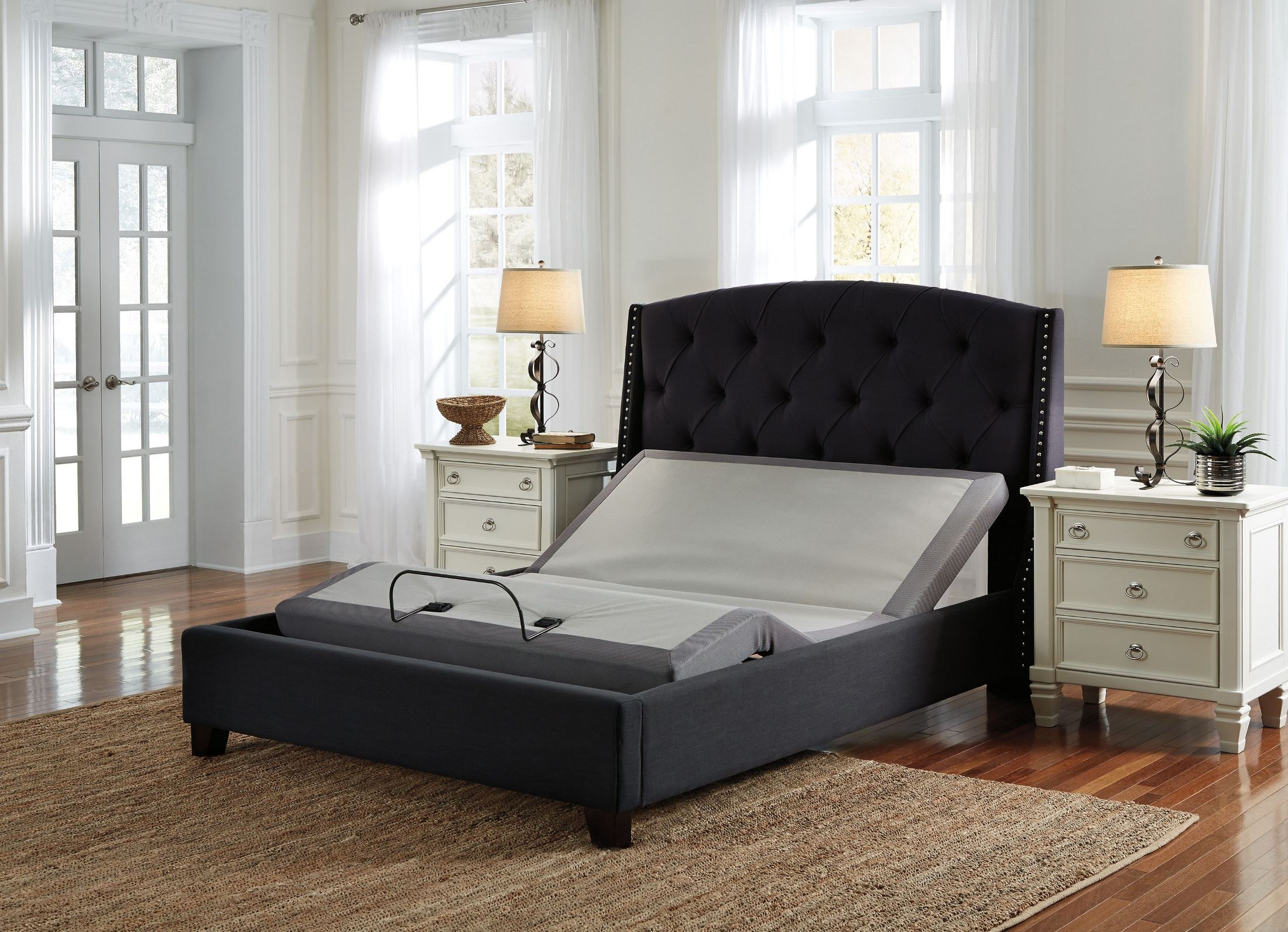 Zero Gravity King Adjustable Bed From Ashley Coleman