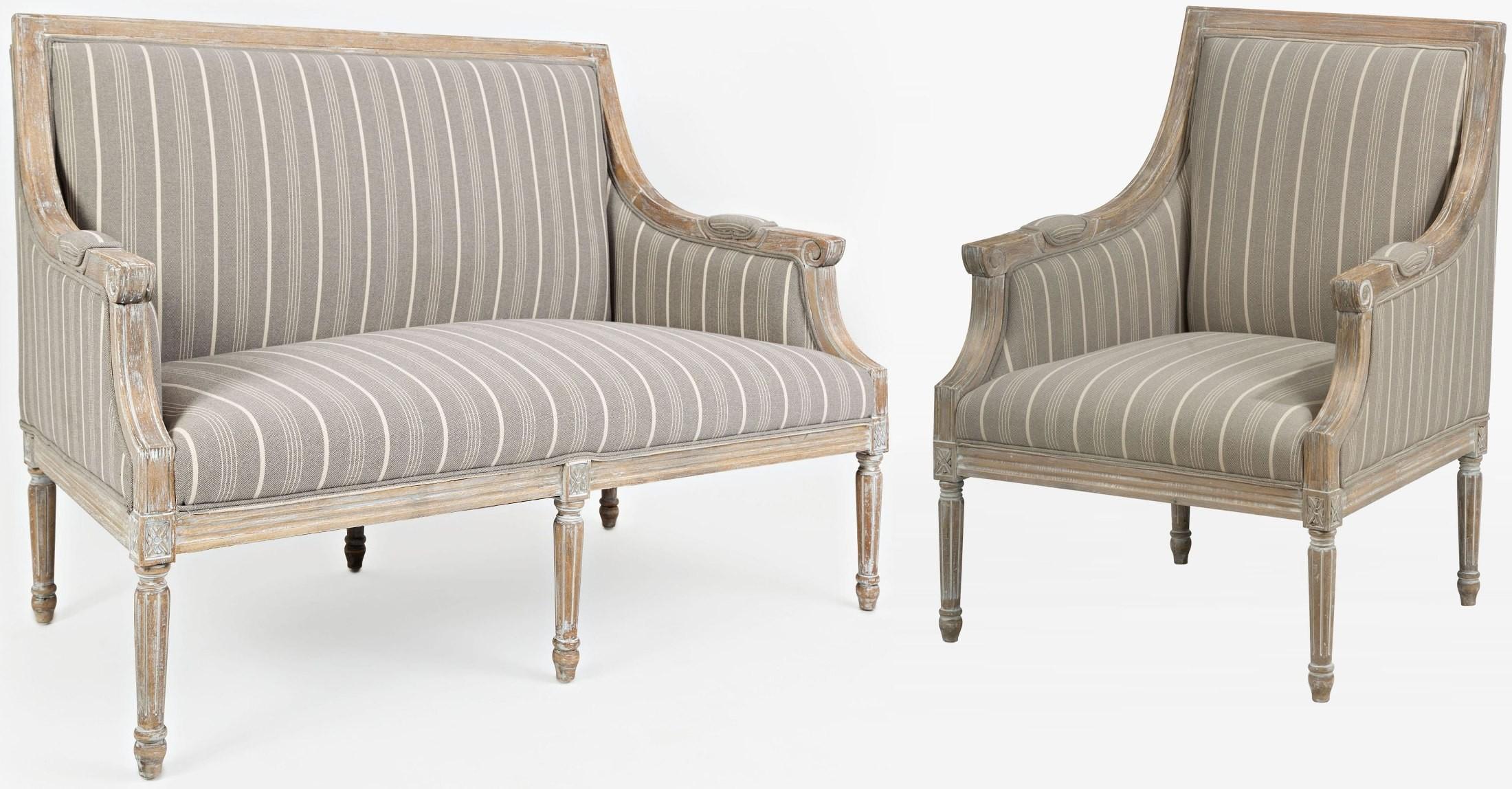 Mckenna Taupe Living Room Set From Jofran Coleman Furniture