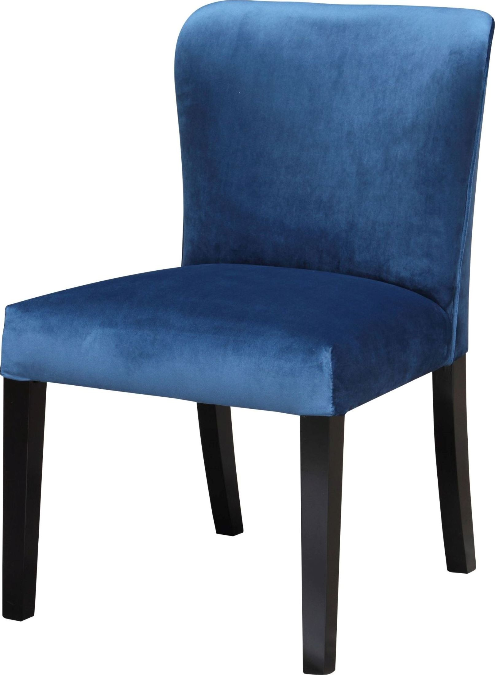 Hopper Blue Dining Chair Set Of 2 From Moes Home Coleman Furniture