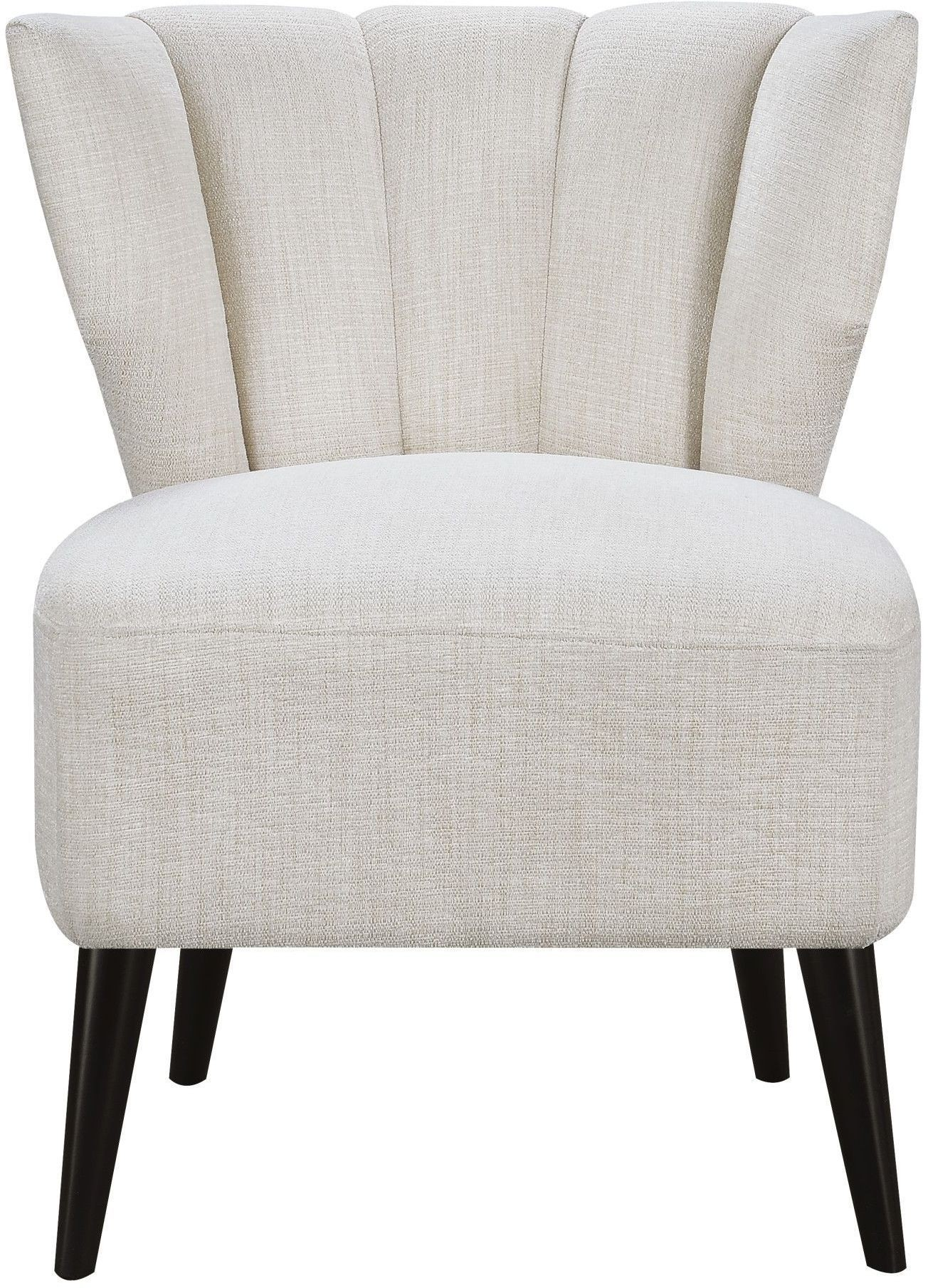 Joelle Cream Accent Chair From Emerald Home Coleman Furniture