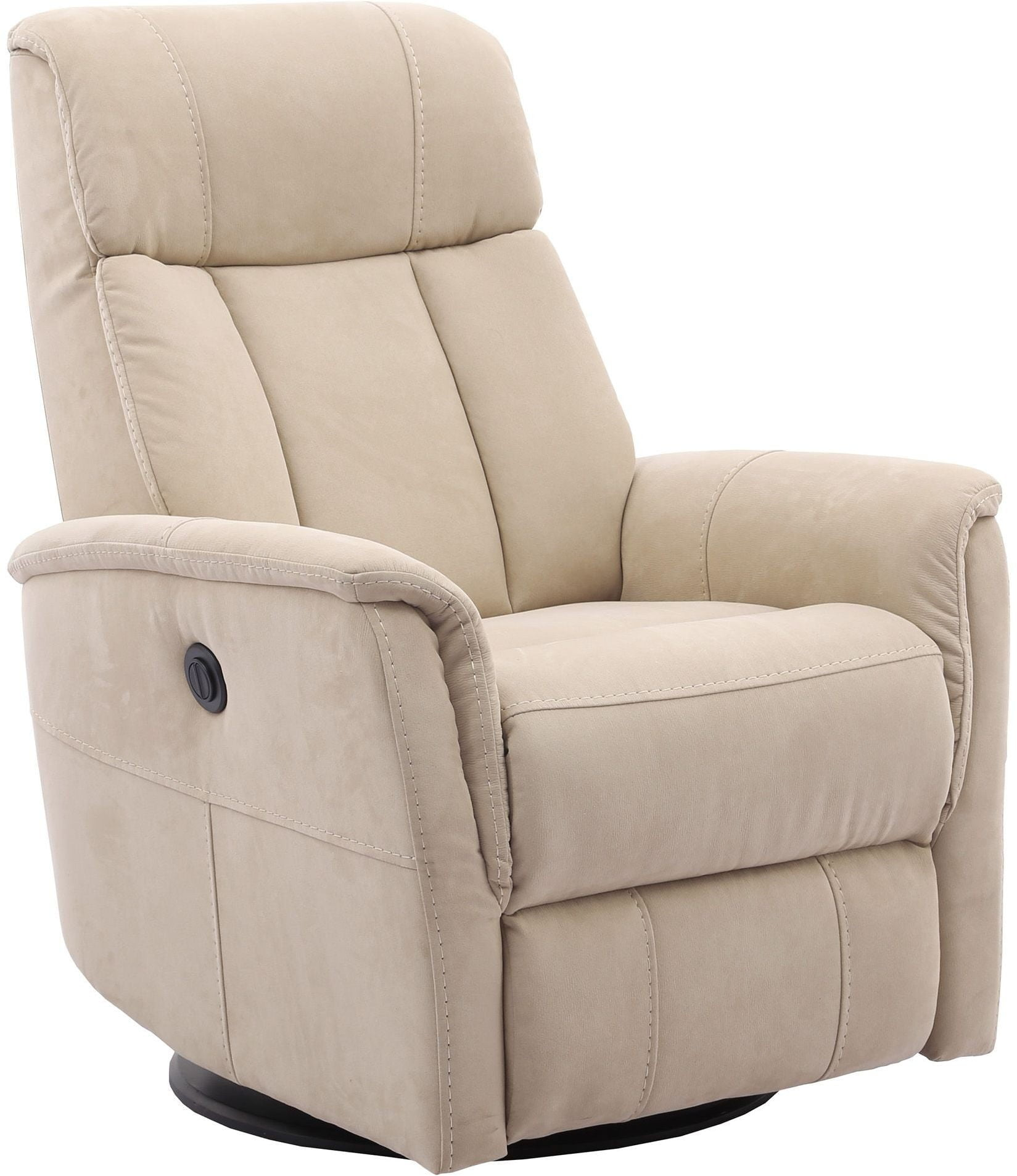 Holmes Gypsum Swivel Power Recliner From Parker Living | Coleman Furniture