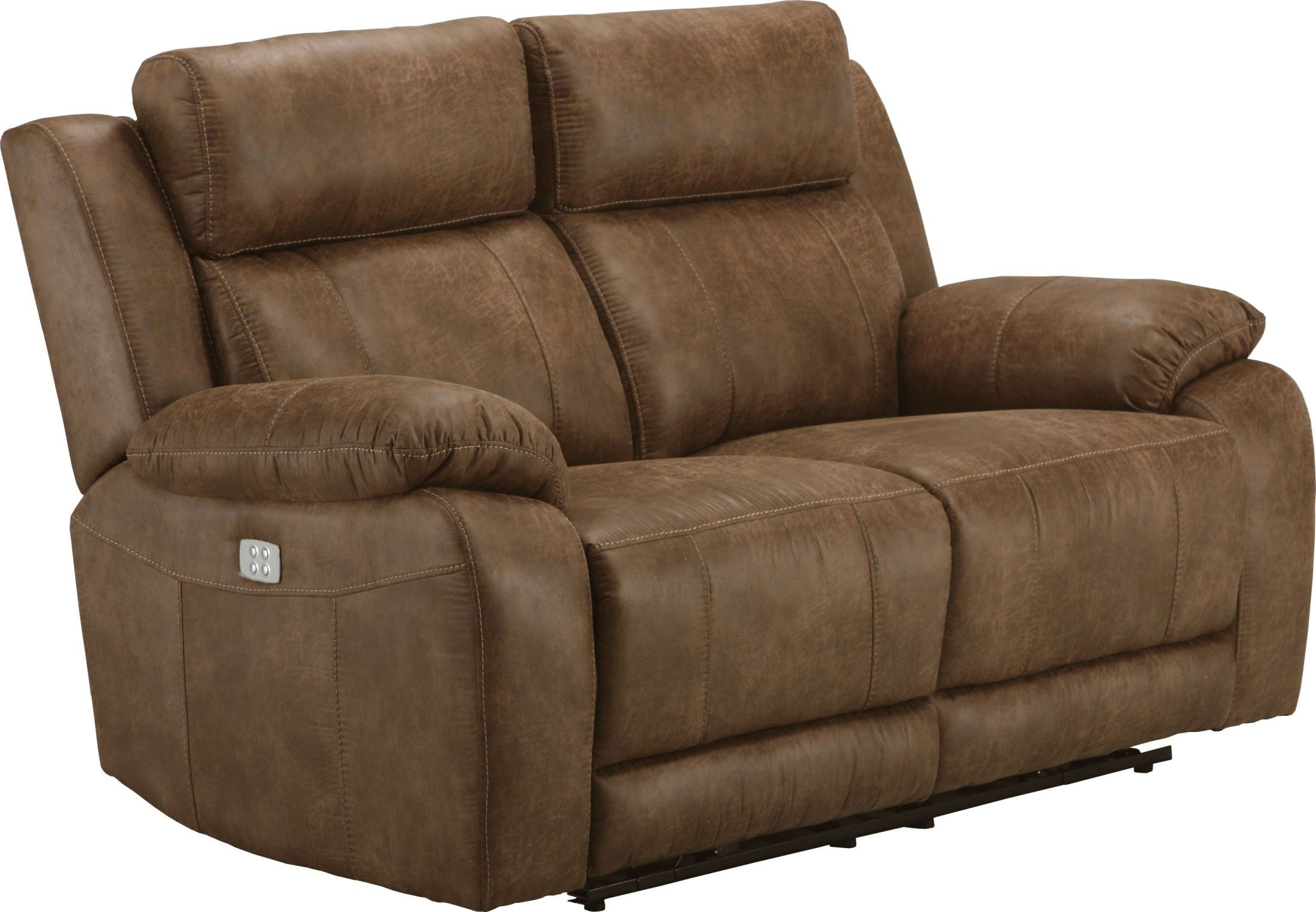 Mcgraw Palomino Dual Power Reclining Loveseat From Parker Living Coleman Furniture