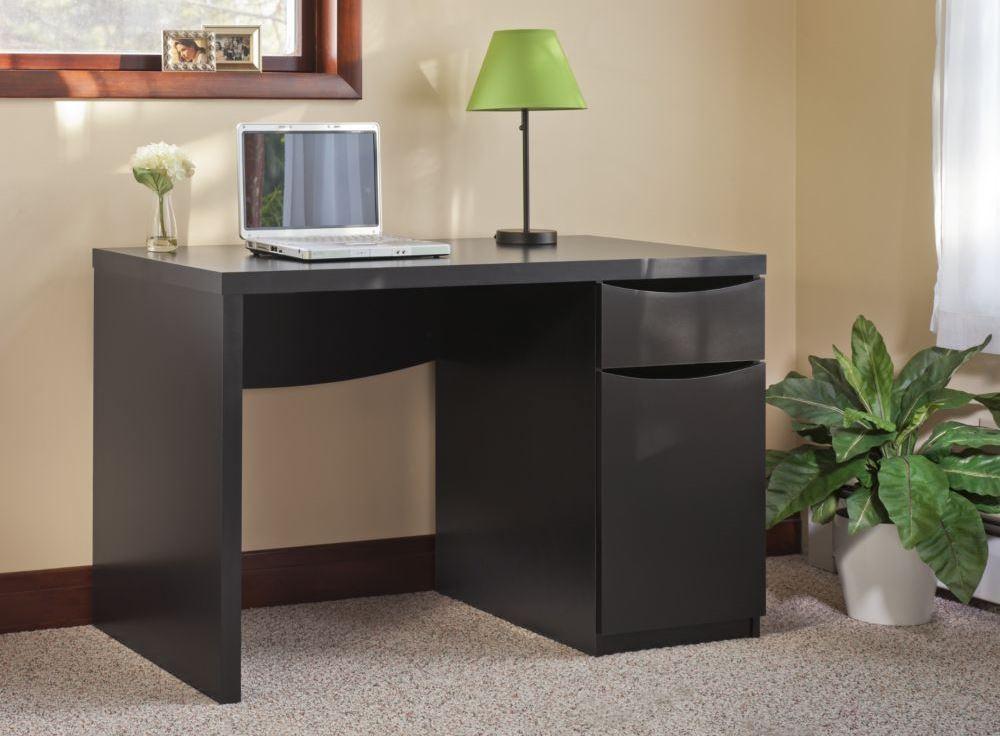 Montrese Classic Black Desk From Bush My72717 03