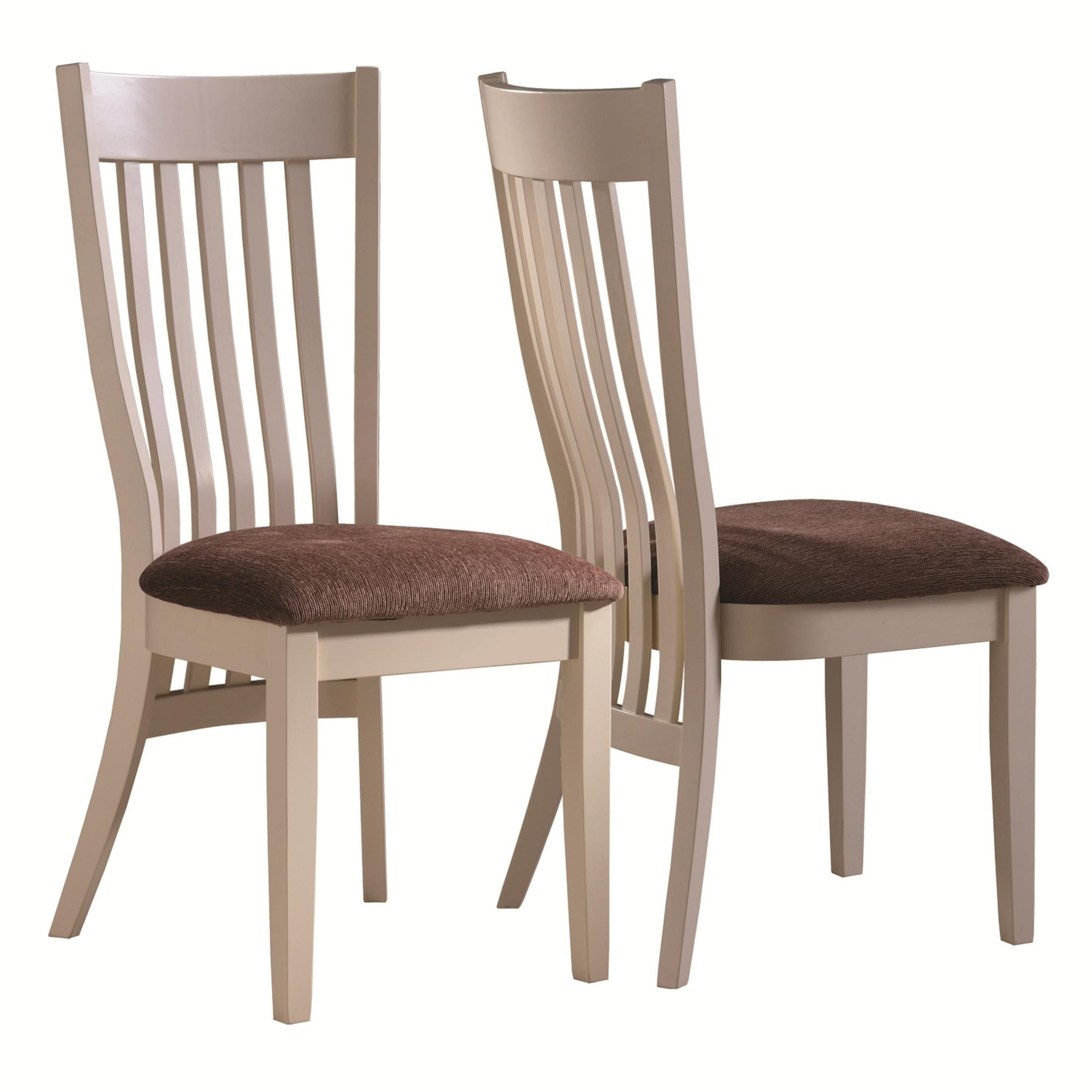 Naomi Side Chair Set Of 2, 104342, Coaster Furniture