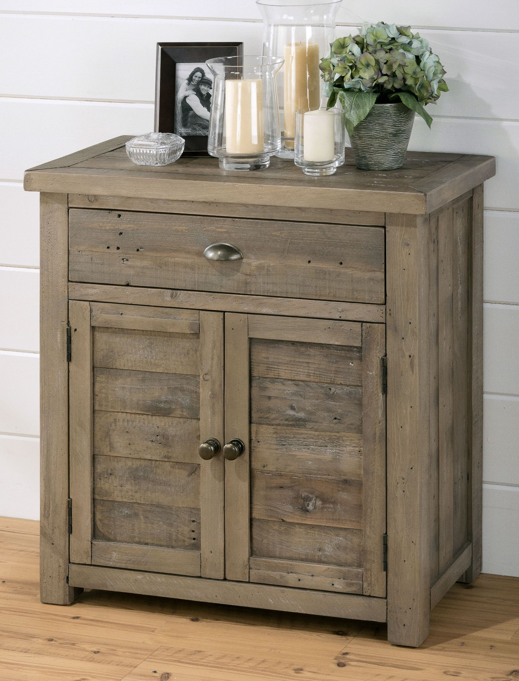 Slater Mill Accent Chest From Jofran Coleman Furniture