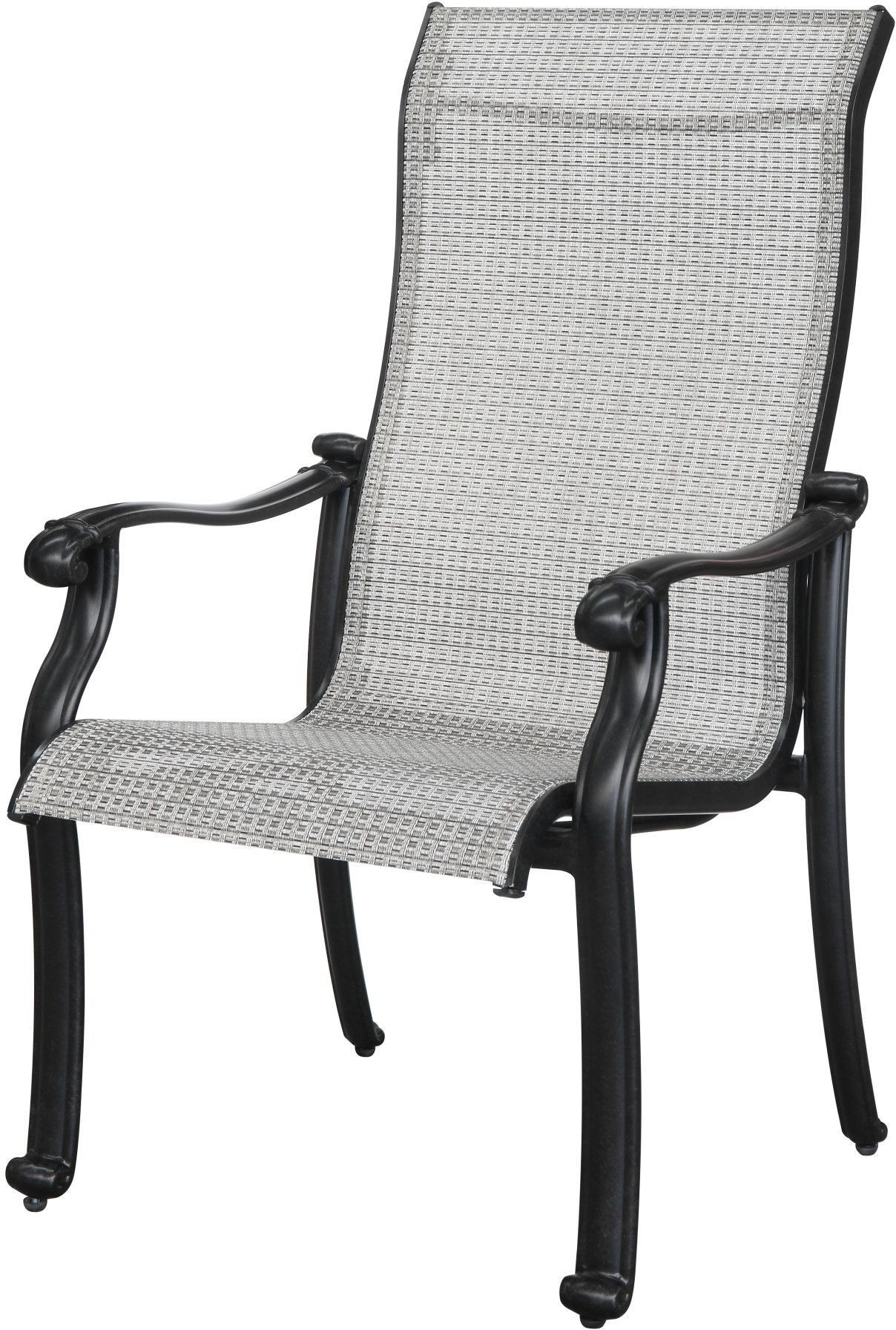 Versailles yx Outdoor Sling Chair Set of 2 from Emerald Home
