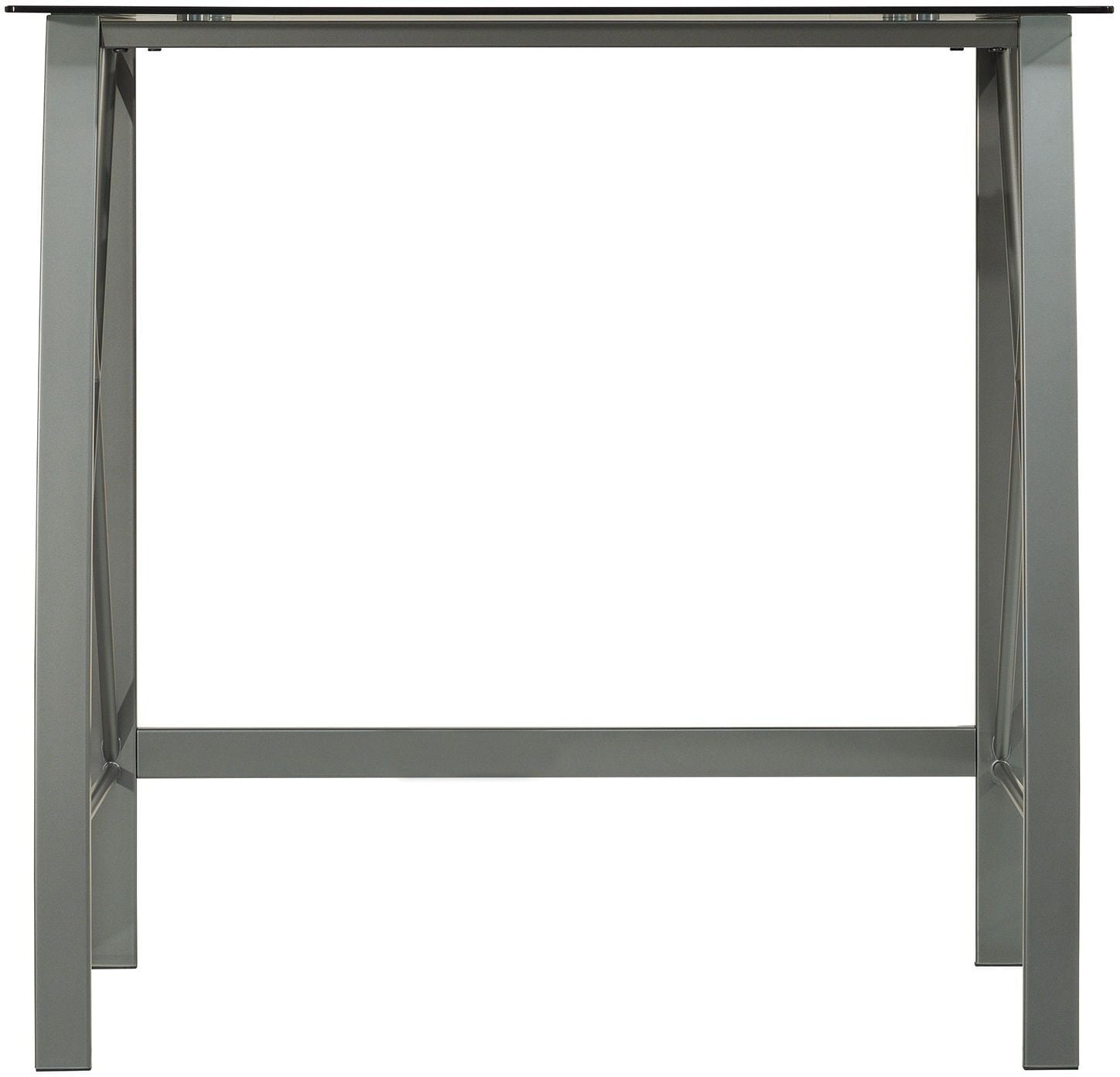Bell O Silver Computer Desk From Twin Star International
