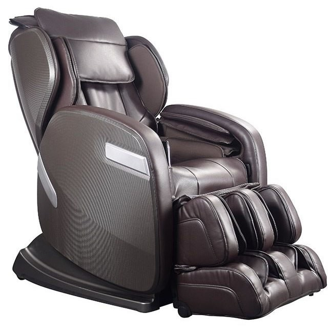Ogawa chocolate active supertrac massage chair from ogawa for Chair massage dc