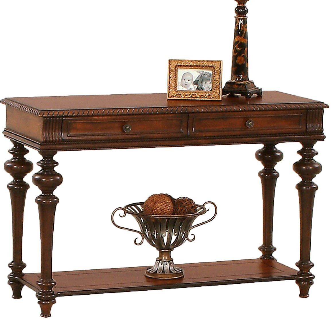 Mountain Manor Heritage Cherry Sofa Table From Progressive