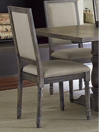 Muses Dove Grey Muses Round Dining Room Set P836 13b 13t