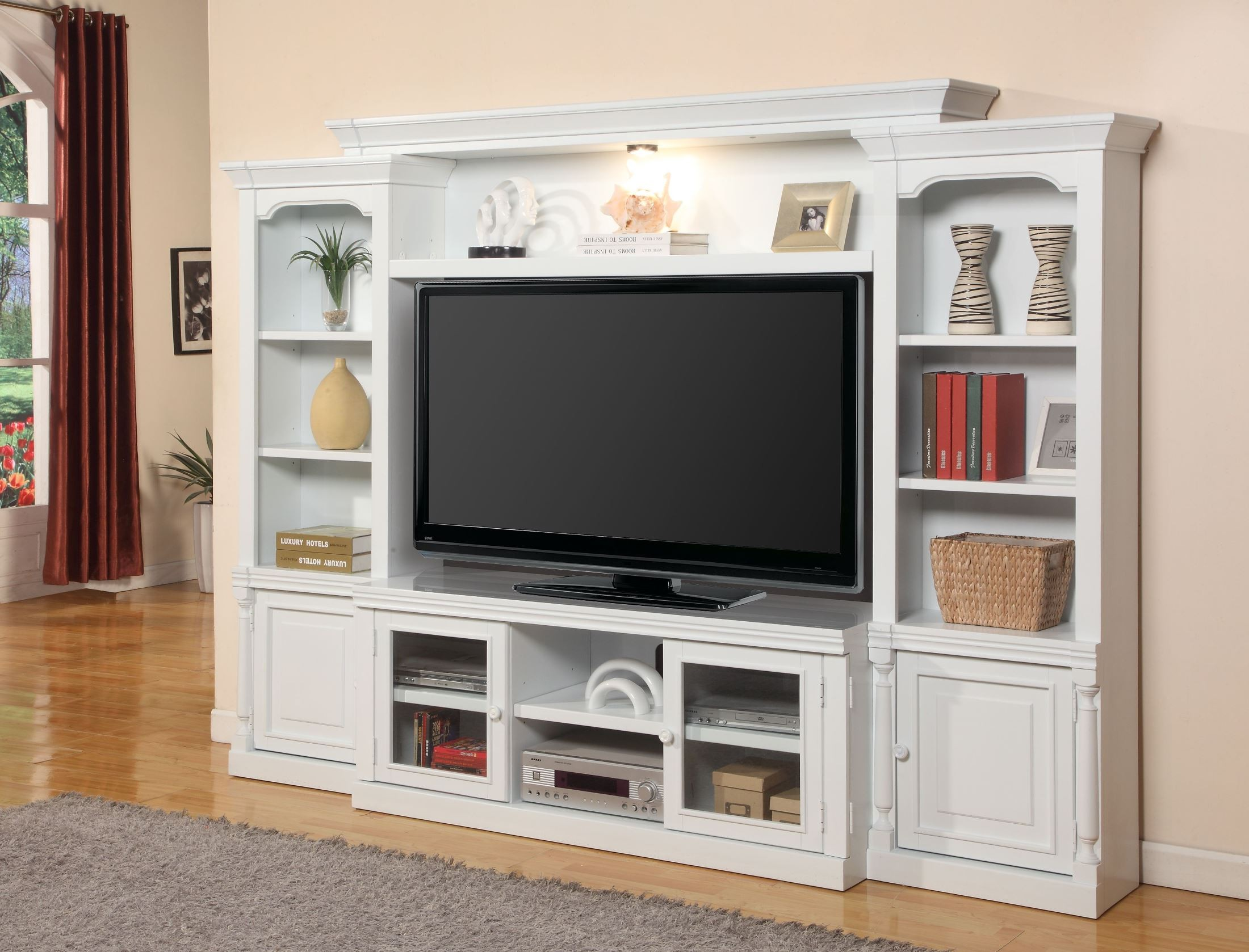 Premier Alpine Stationary Wall Unit From Parker House Pal