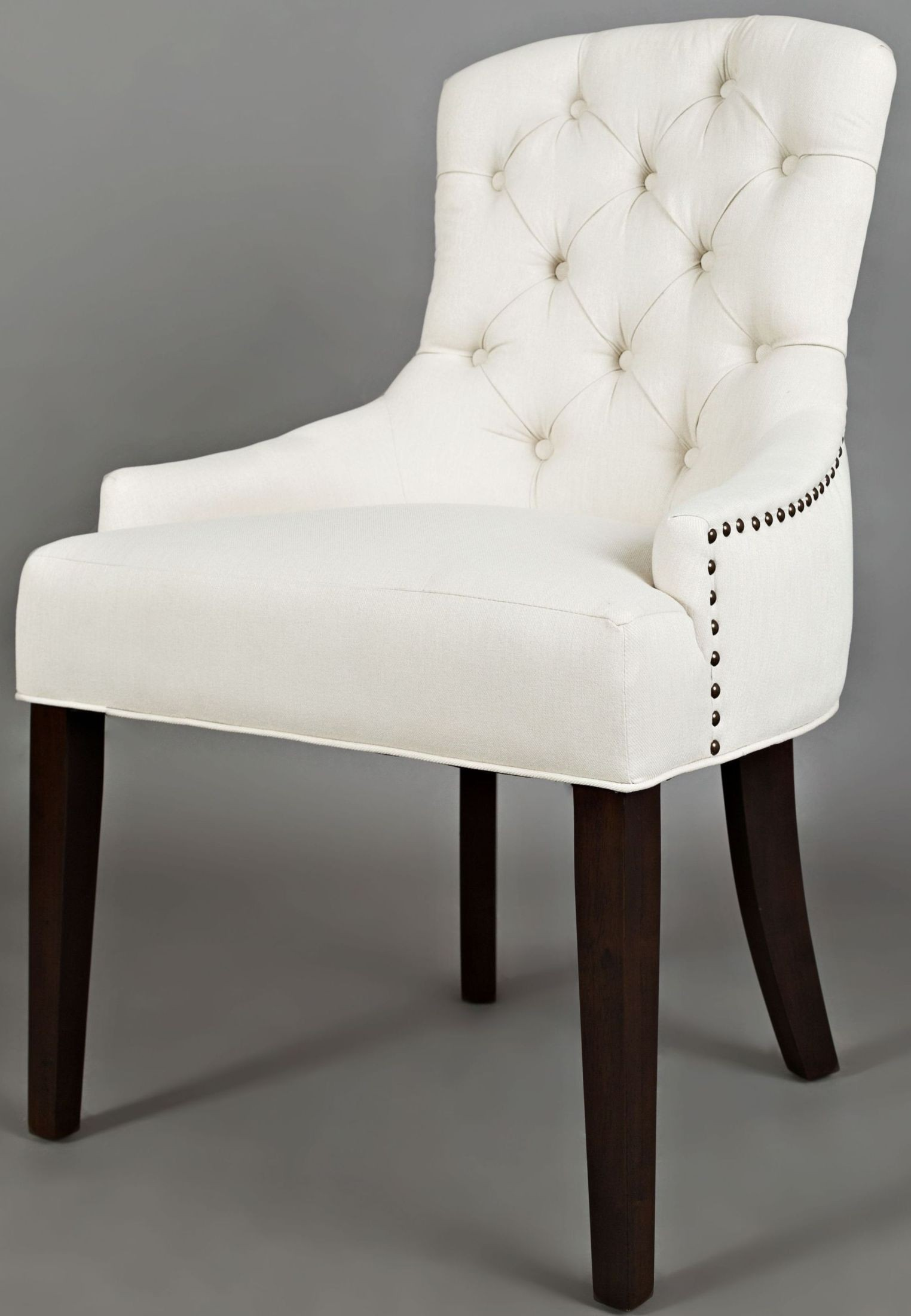 Easy living pierce ivory accent chair from jofran for Easy living