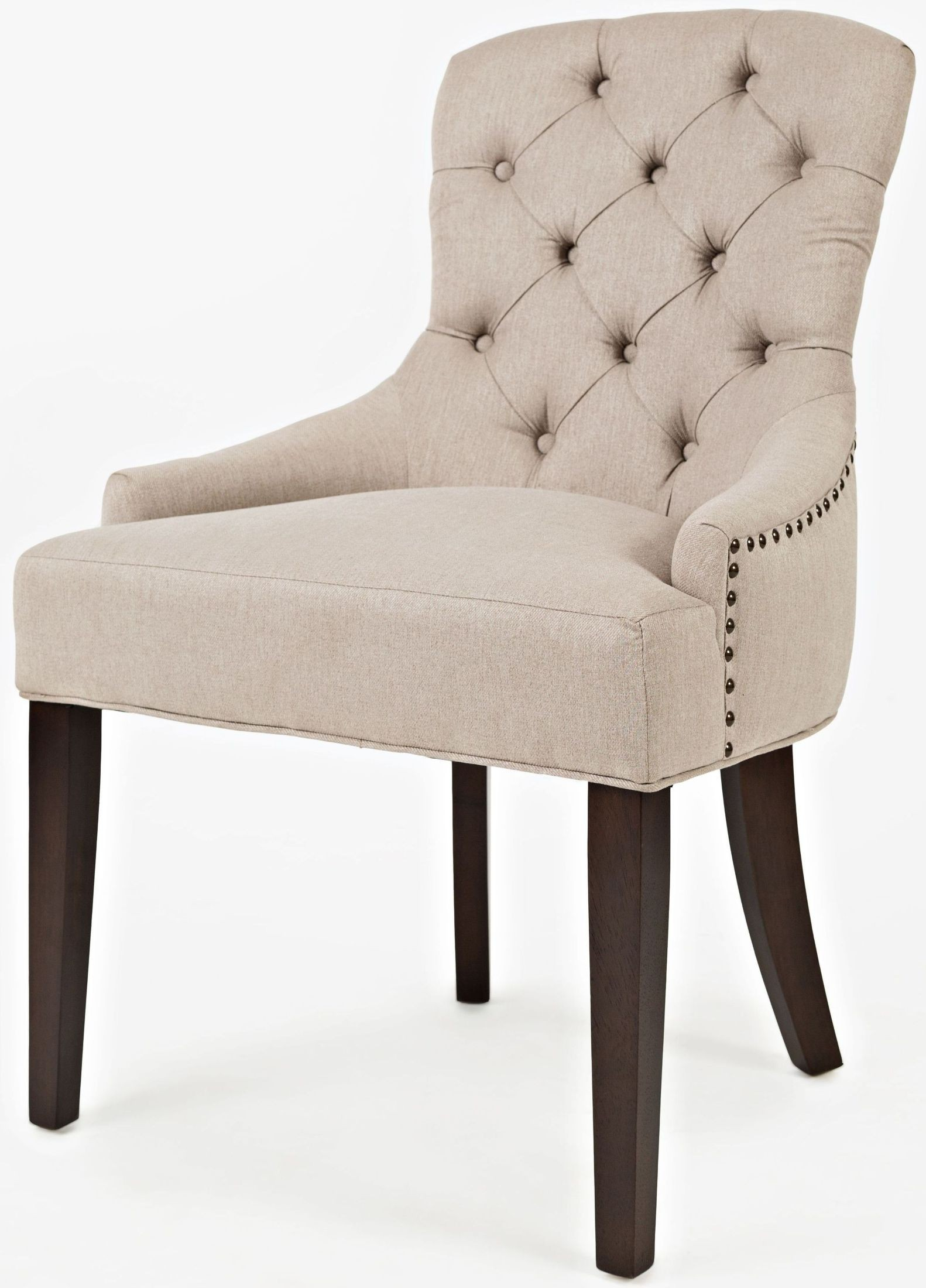 Easy Living Pierce Taupe Accent Chair