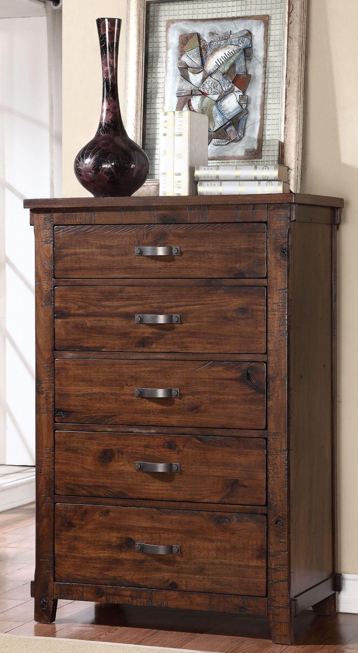 restoration rustic walnut platform storage bedroom set from legends zrst 7001 7007 7008. Black Bedroom Furniture Sets. Home Design Ideas