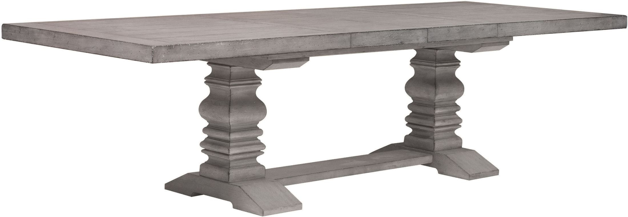 p antique tables rectangular dining home decorators pedestal sandblasted natural kingsley collection kitchen table white