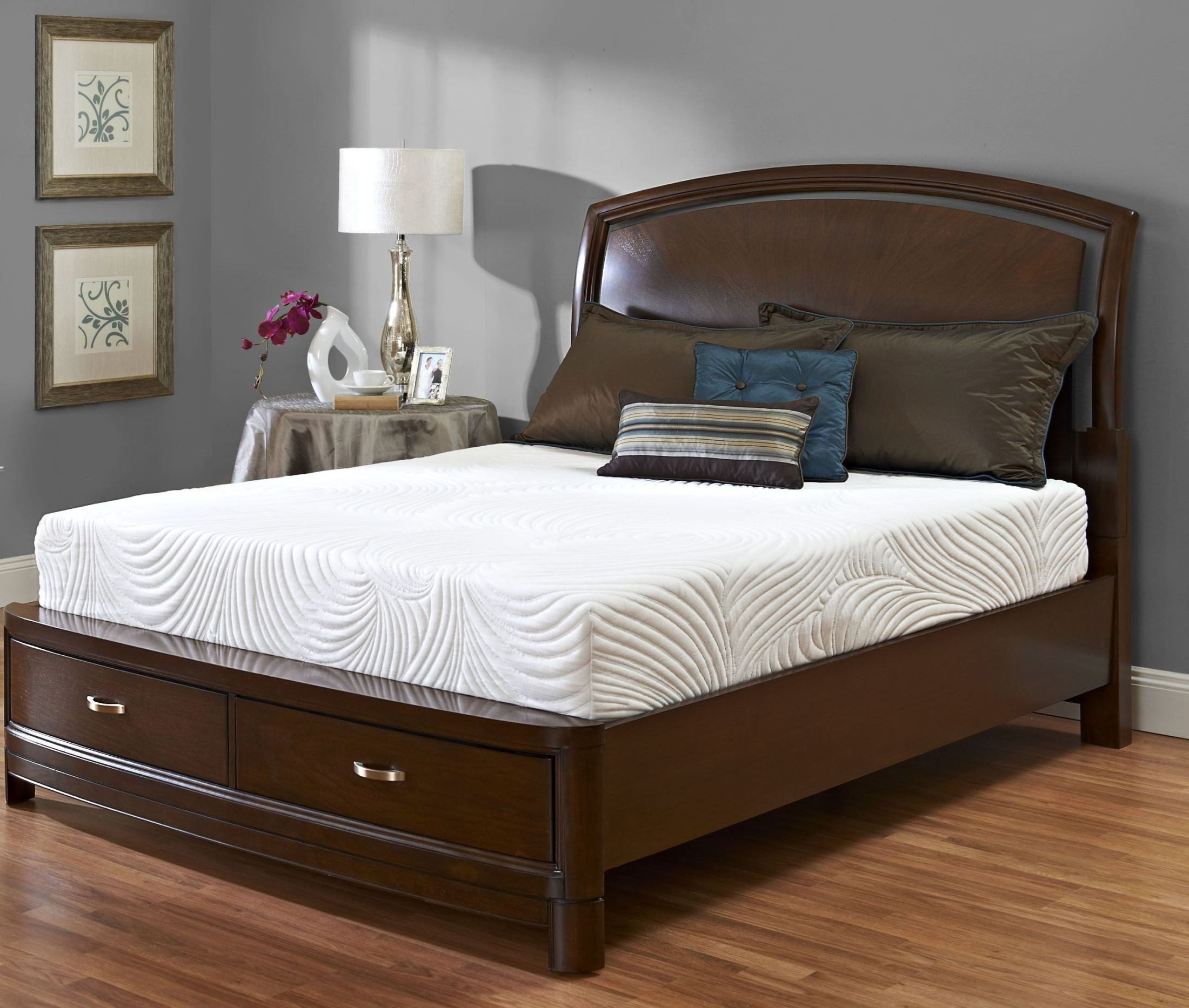 Sierra Twin Extra Long Mattress From Klaussner Coleman Furniture