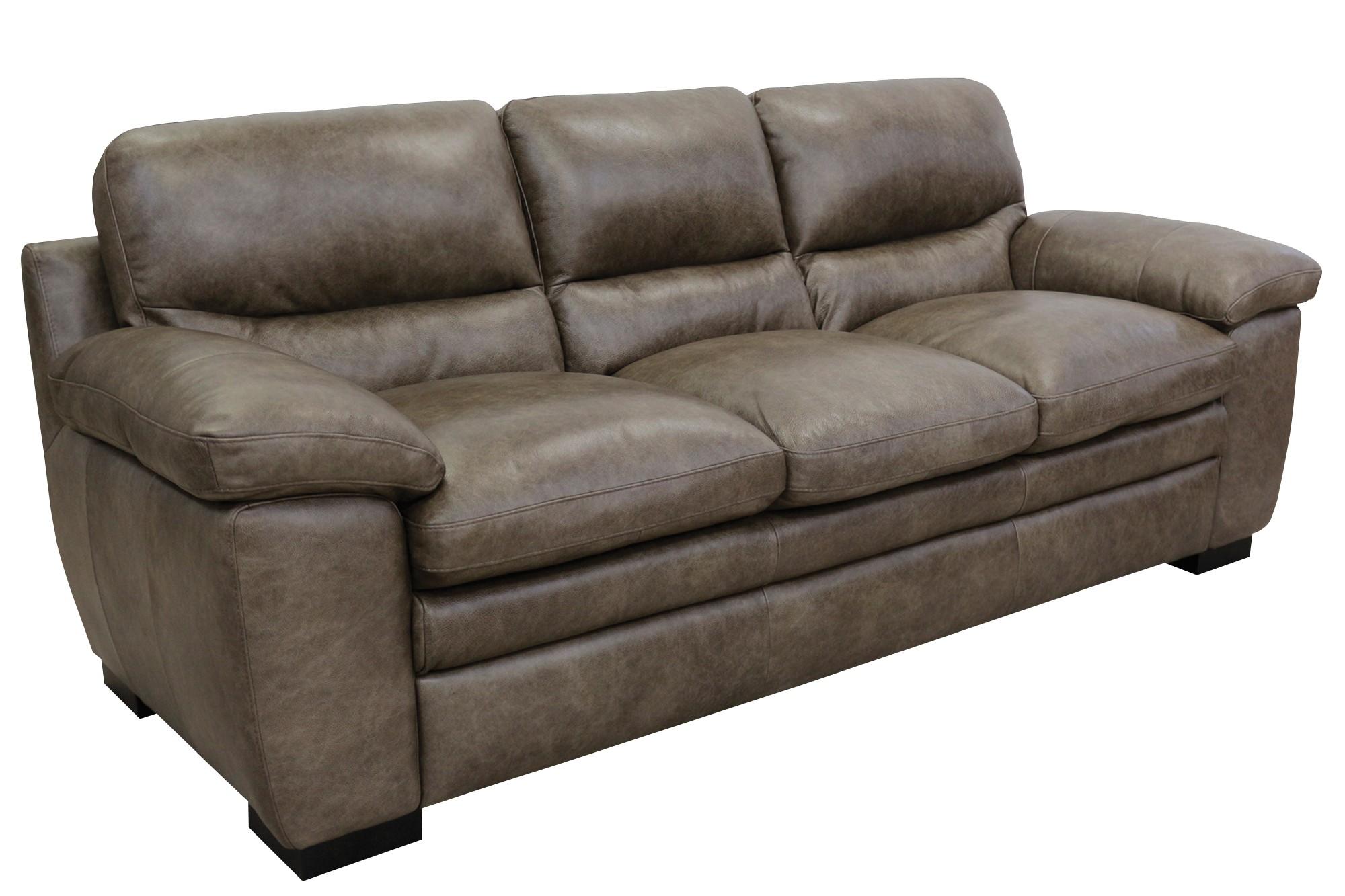 Tatum italian leather sofa from luke leather coleman for Italian leather sofa