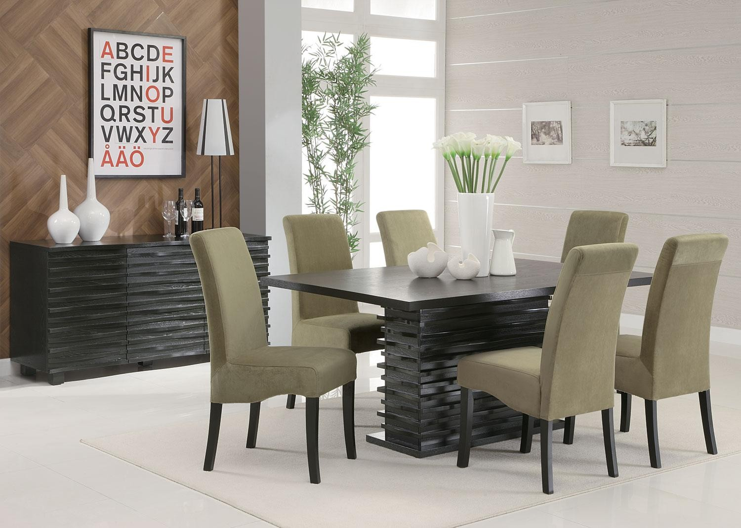 Stanton Dining Room Set - 102061 from Coaster (102061 ...