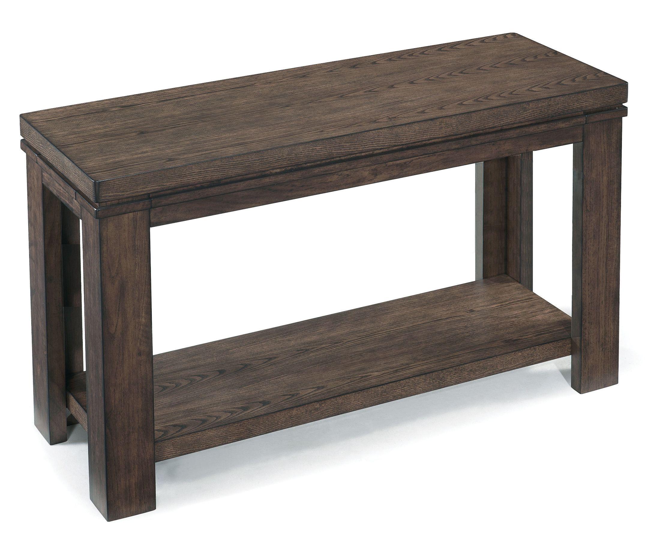 Harbridge rectangular sofa table from magnussen home for 5 sofa table