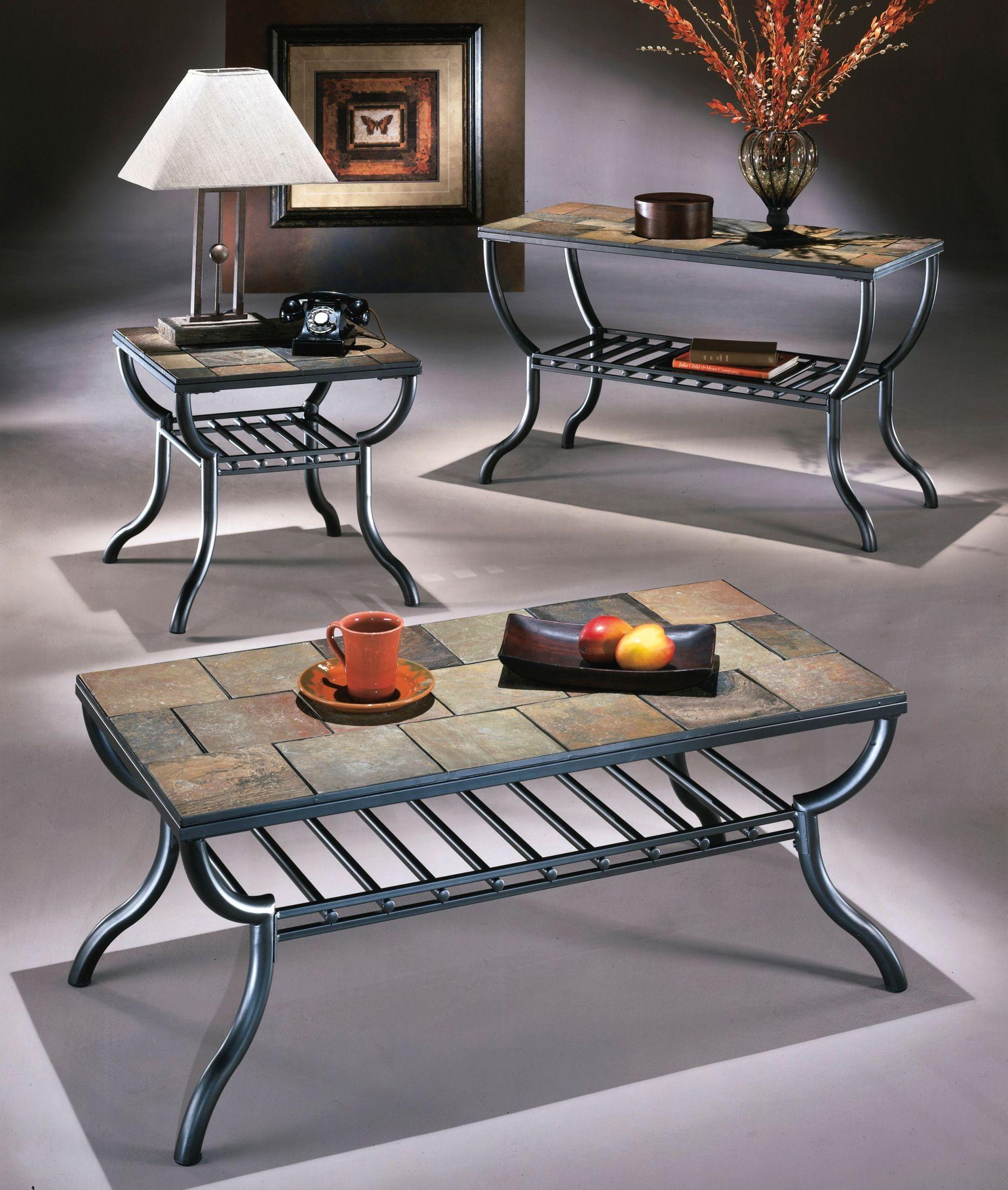 Antigo Sofa Table: Antigo Sofa Table From Ashley (T233-4)
